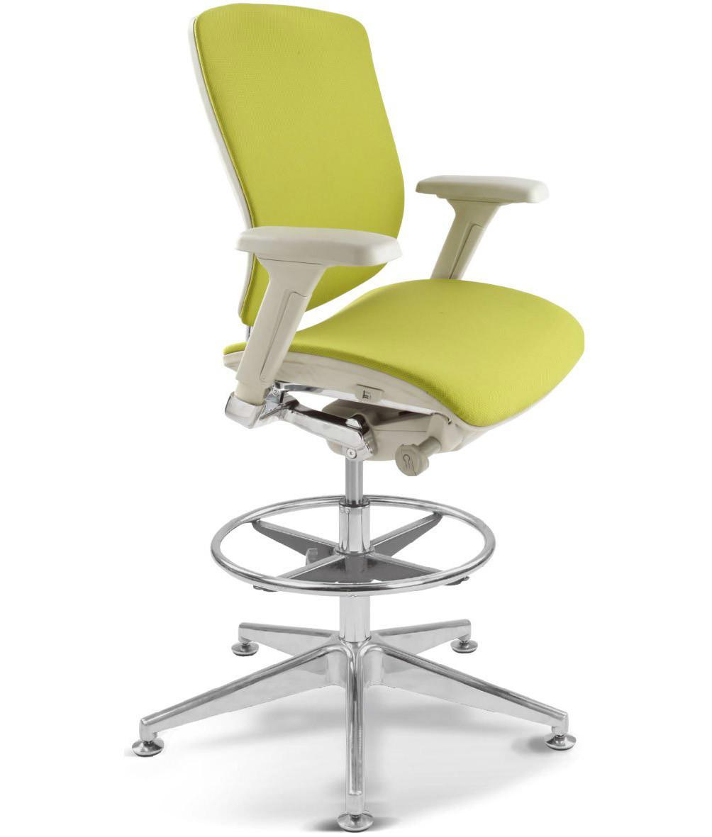 High Office Chairs Eurostyle Dirk Back