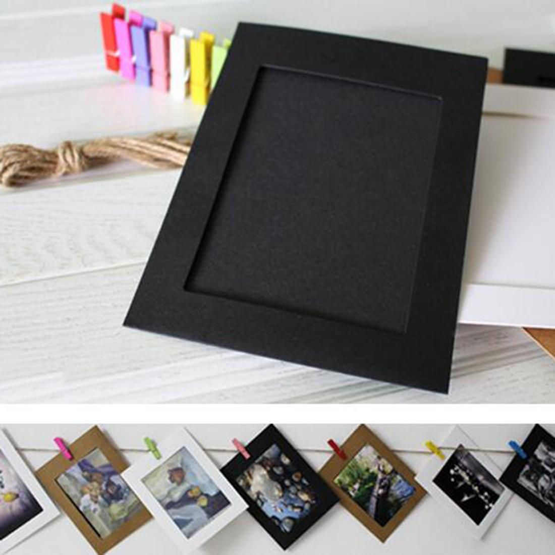 High Quality 10pcs 6inch Beautiful Paper Frames