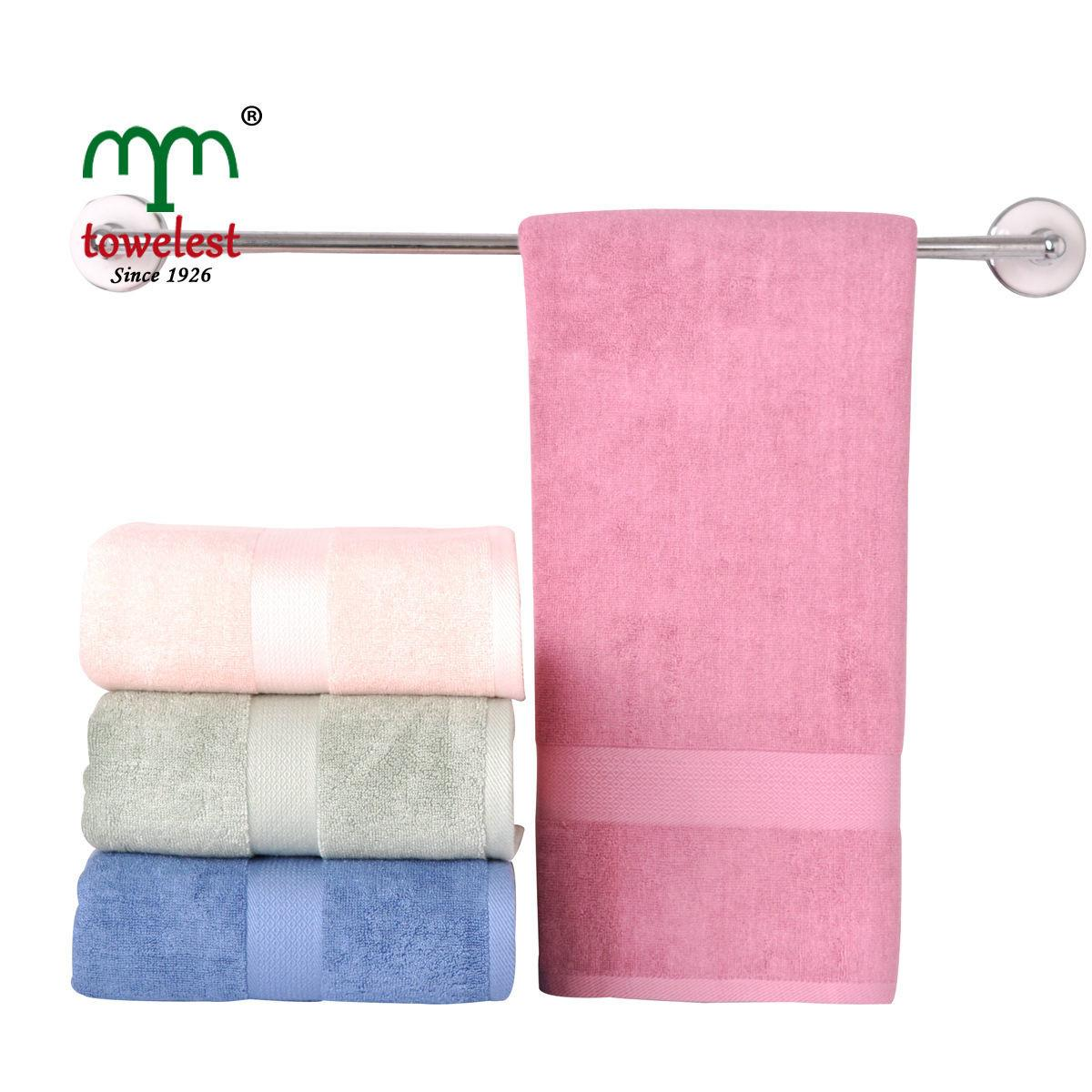 High Quality Bamboo Bath Towels Soft Thick Sheet