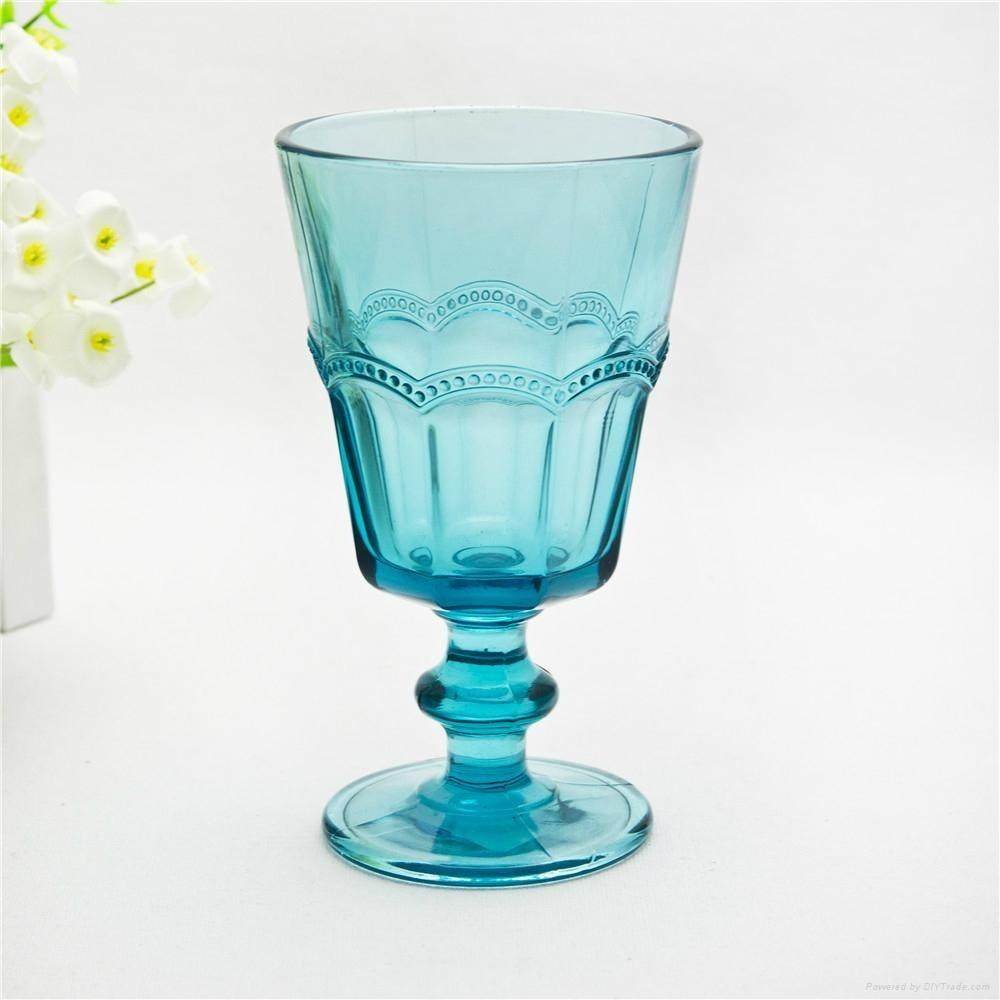High Quality Clear Glass Tea Cup Sets Drinking