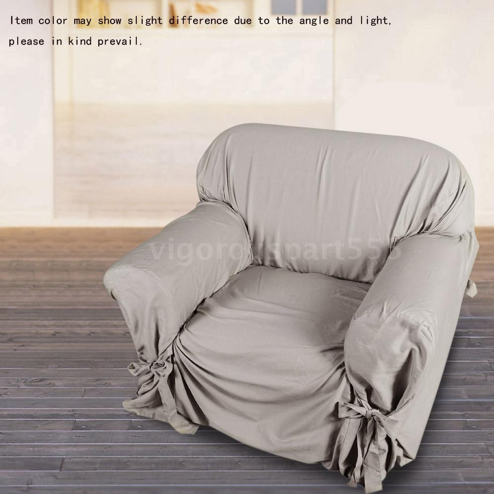 High Quality Cotton Couch Sofa Sleeper Loveseat Slip Cover