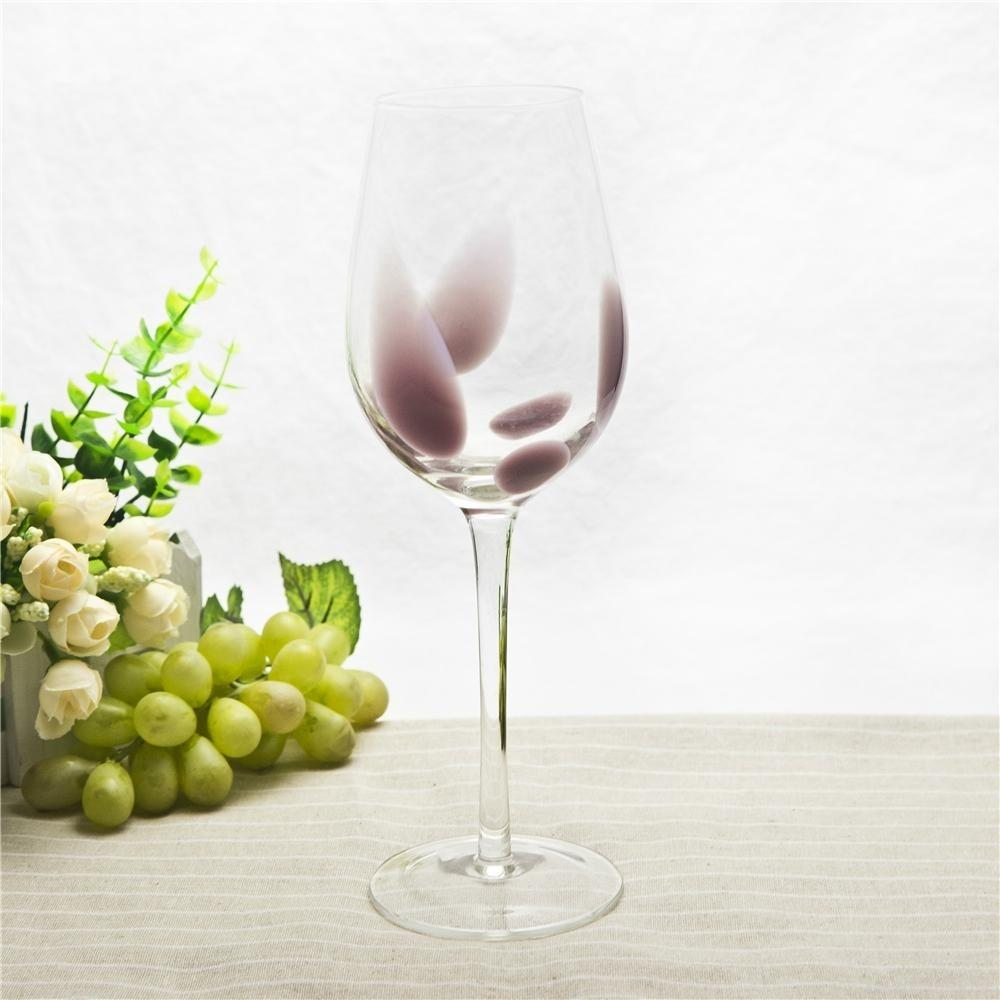 High Quality Glass Whisky Cup Color Shot