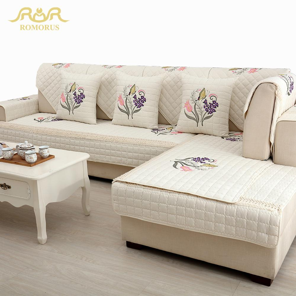 High Quality Sofa Covers Quilted