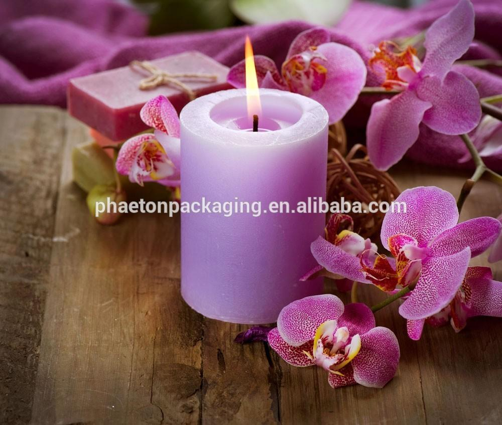 High Quality Soy Candle Massage Scented