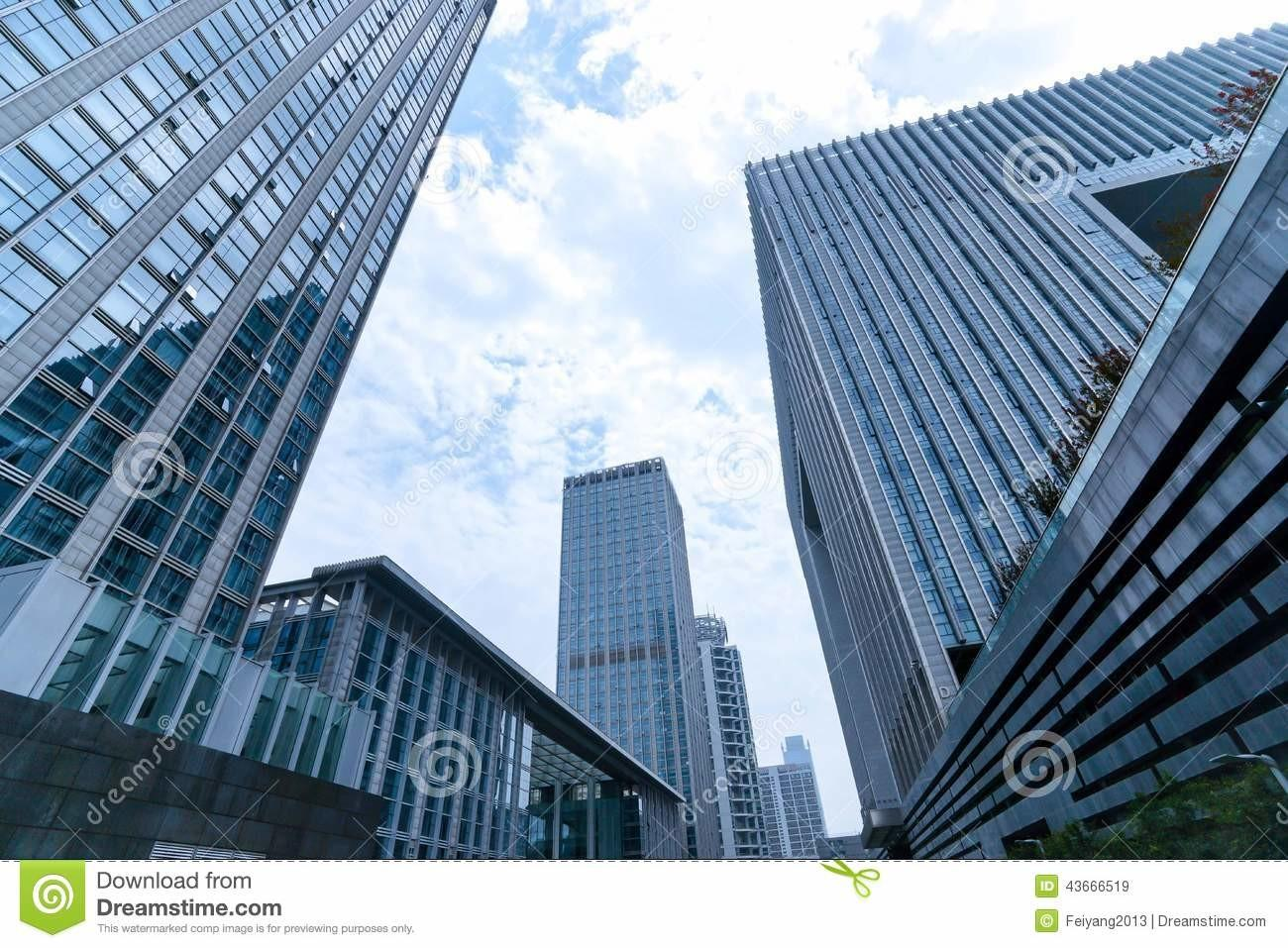 High Rise Landscape Stock Commercial