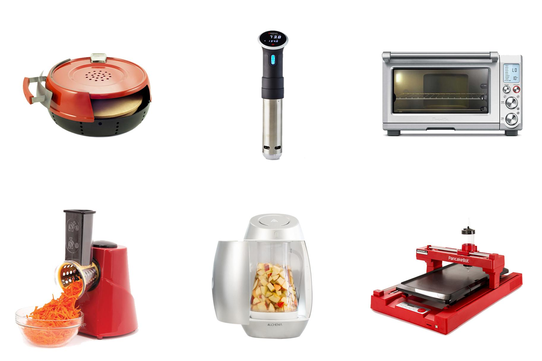 High Tech Kitchen Gadgets Chefs Most Wanted