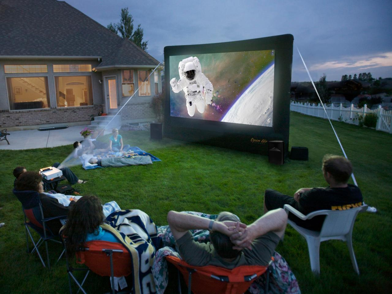 High Tech Products Outdoor Entertaining