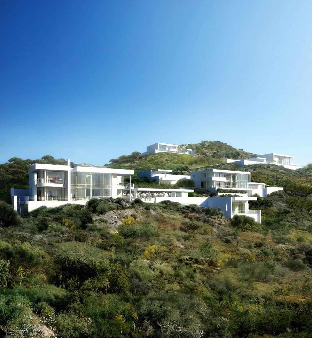 Hillside Houses Bodrum Idesignarch Interior Design