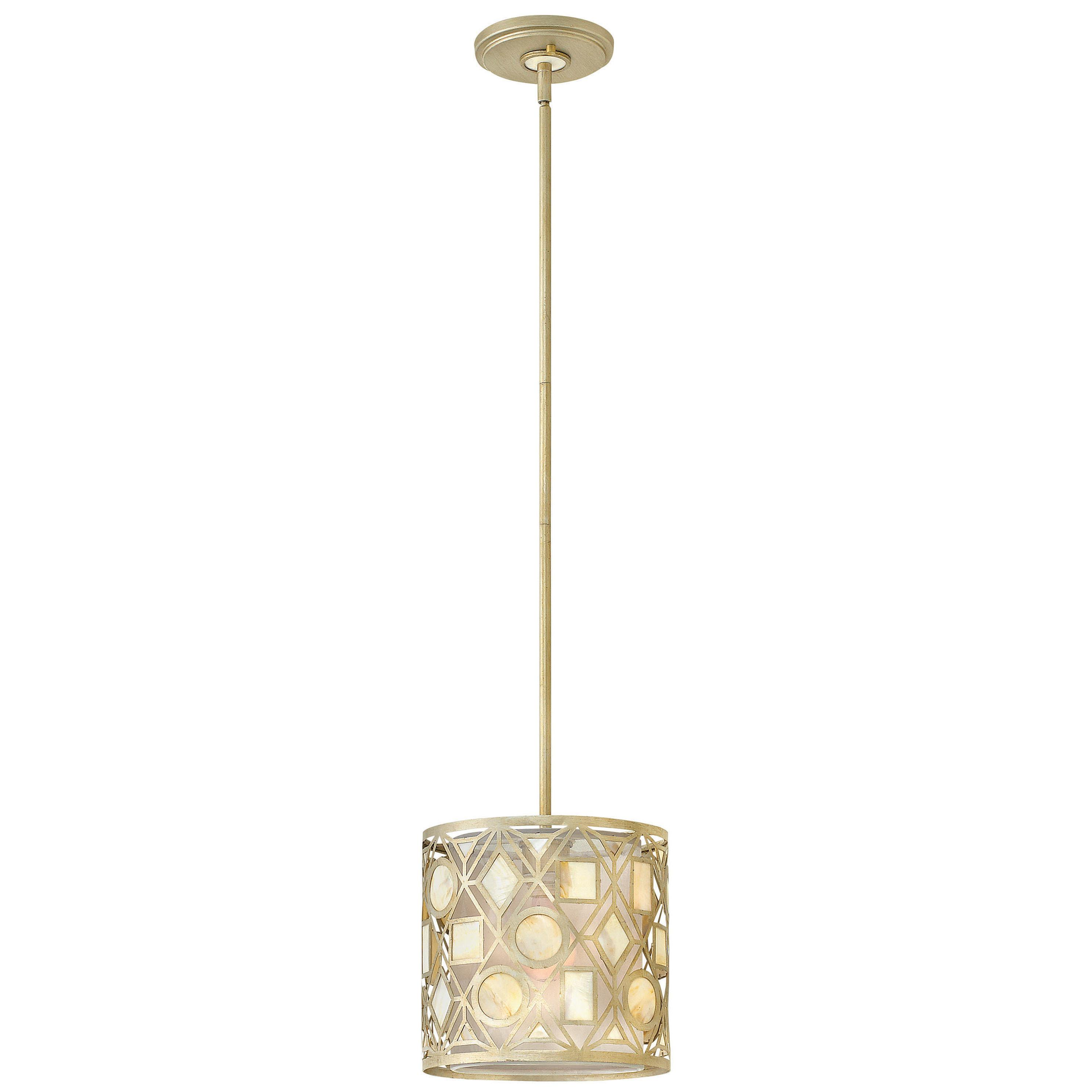 Hinkley Lighting Isla Light Drum Pendant