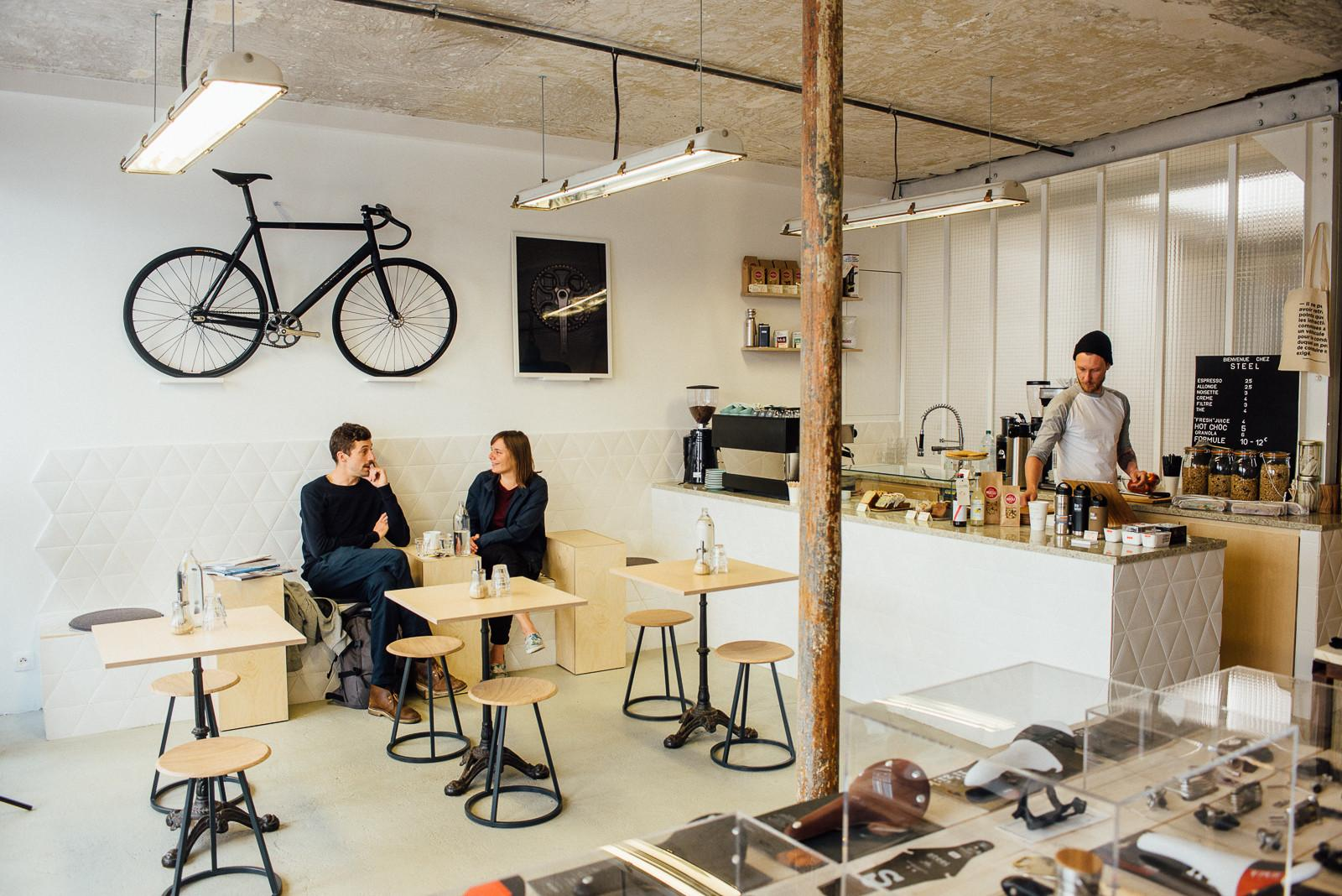 Hip Paris Blog New Breed Concept Coffee Shops