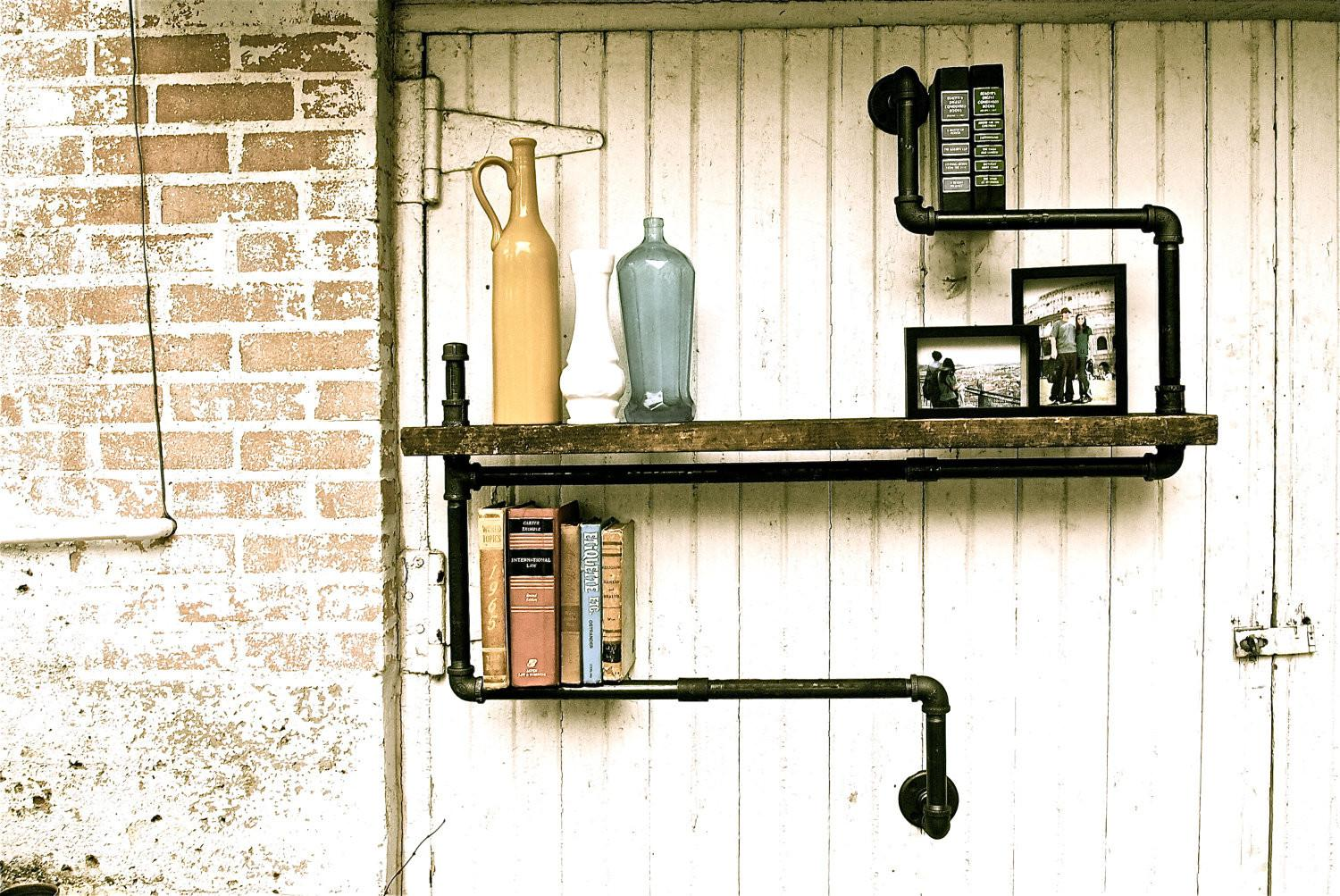 Hip Subscription Industrial Pipe Shelf