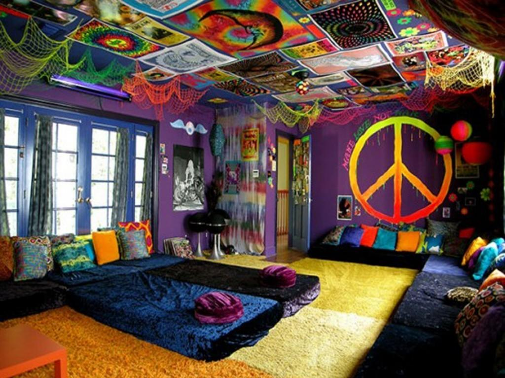 Hippie Style Bedrooms Awesome House Ideas