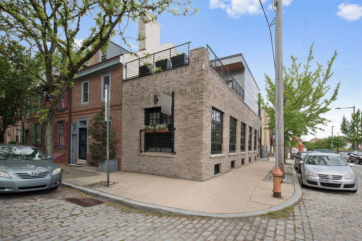 Historic Old City Property Gets Modern Makeover Asks