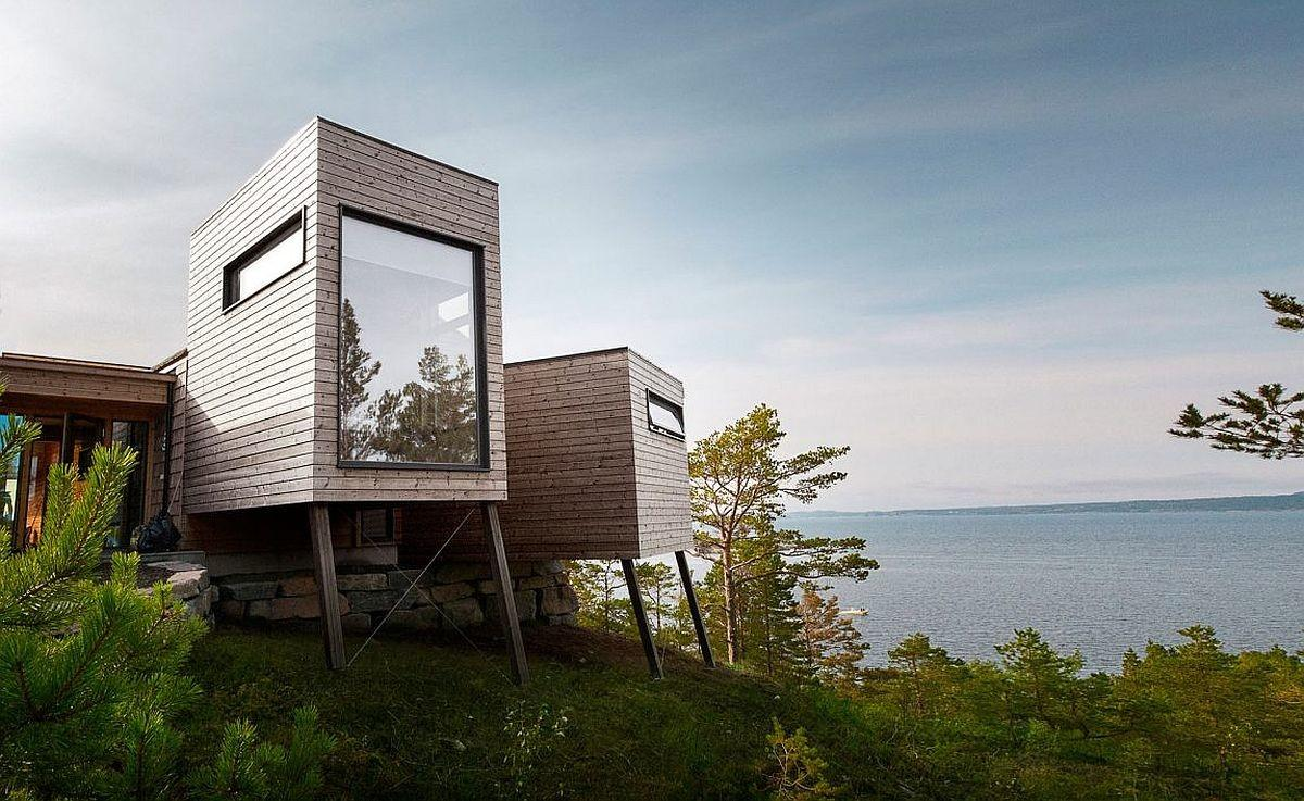 Holiday Cabin Offers Window Into Magical Norwegian Fjords
