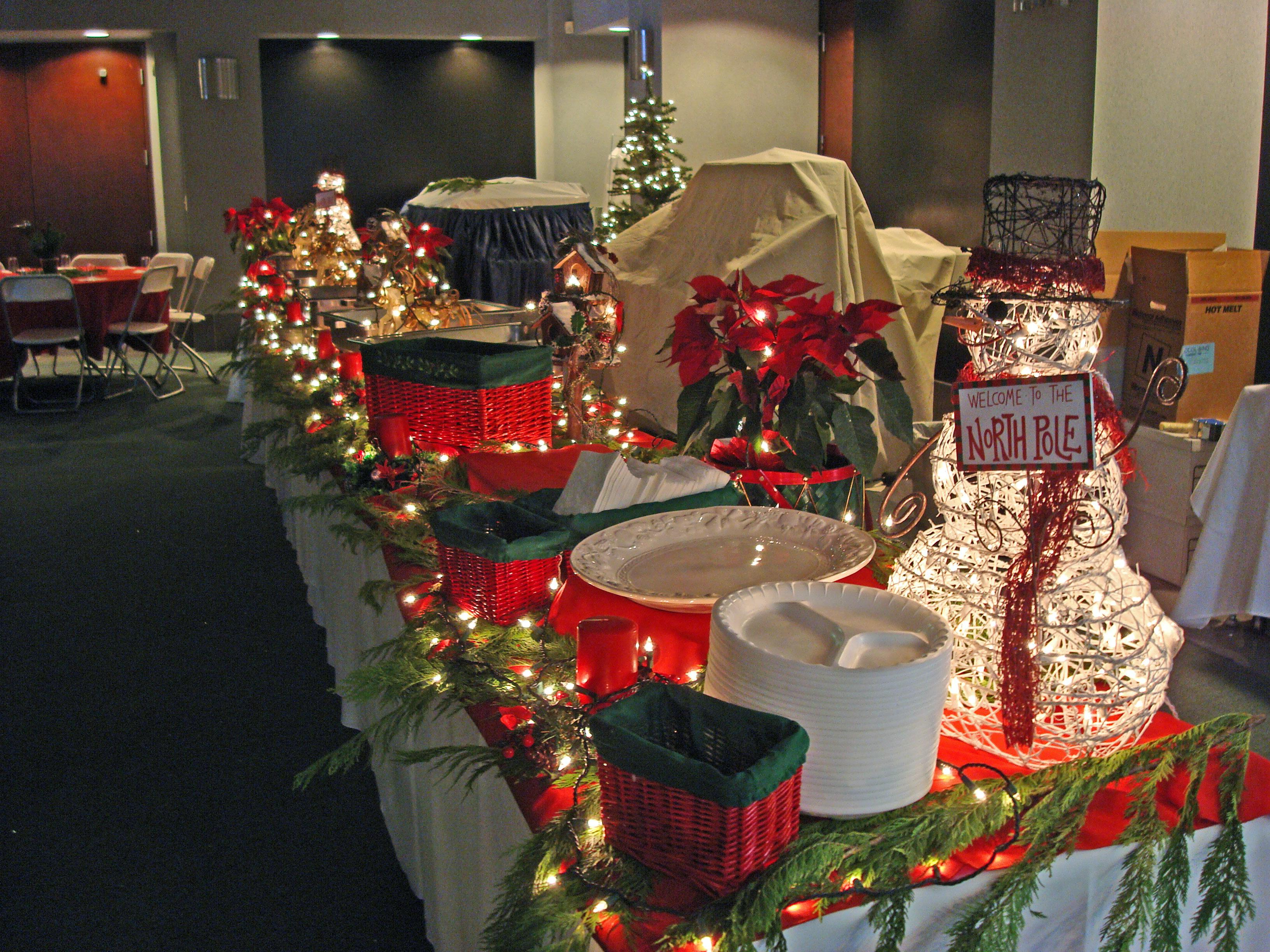 Holiday Catering Menus Thanksgiving Christmas Dinners