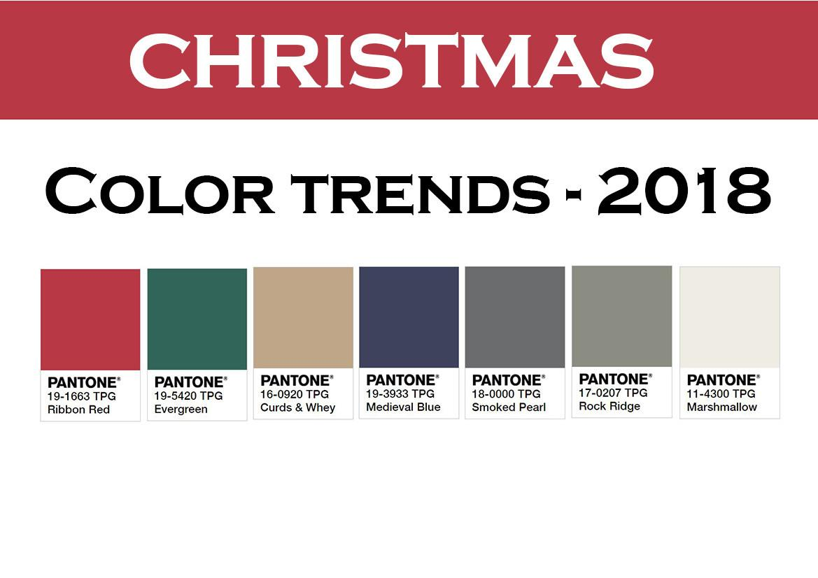 Holiday Color Trends Back Brain Learning Solutions