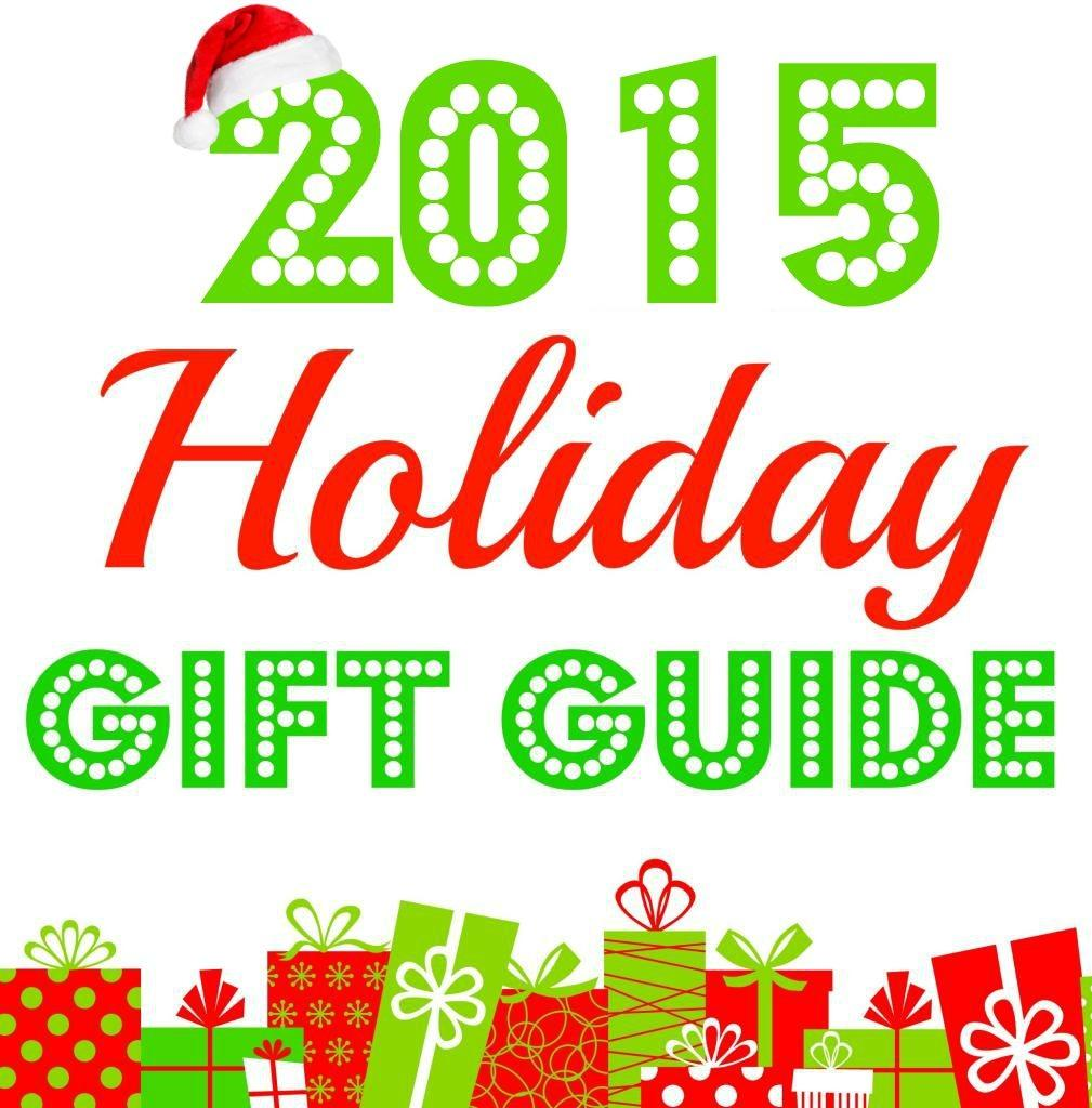 Holiday Gift Guide 2015 Shows