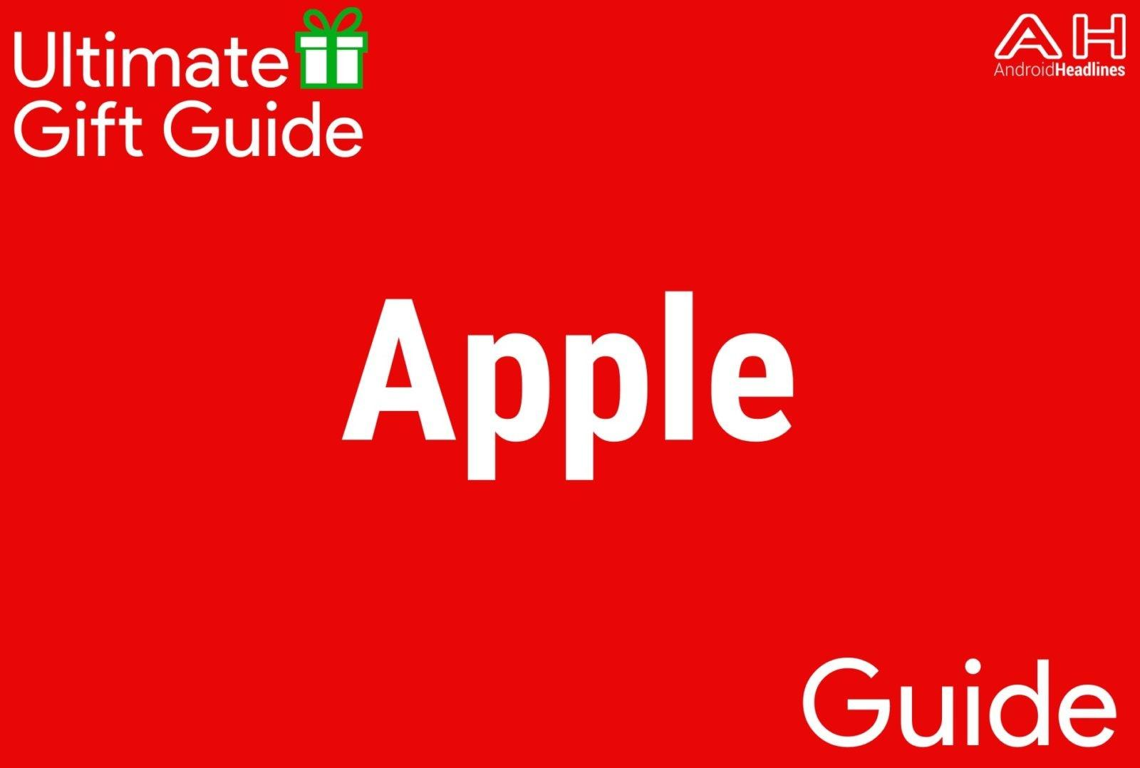 Holiday Gift Guide 2016 2017 Top Best Apple Products