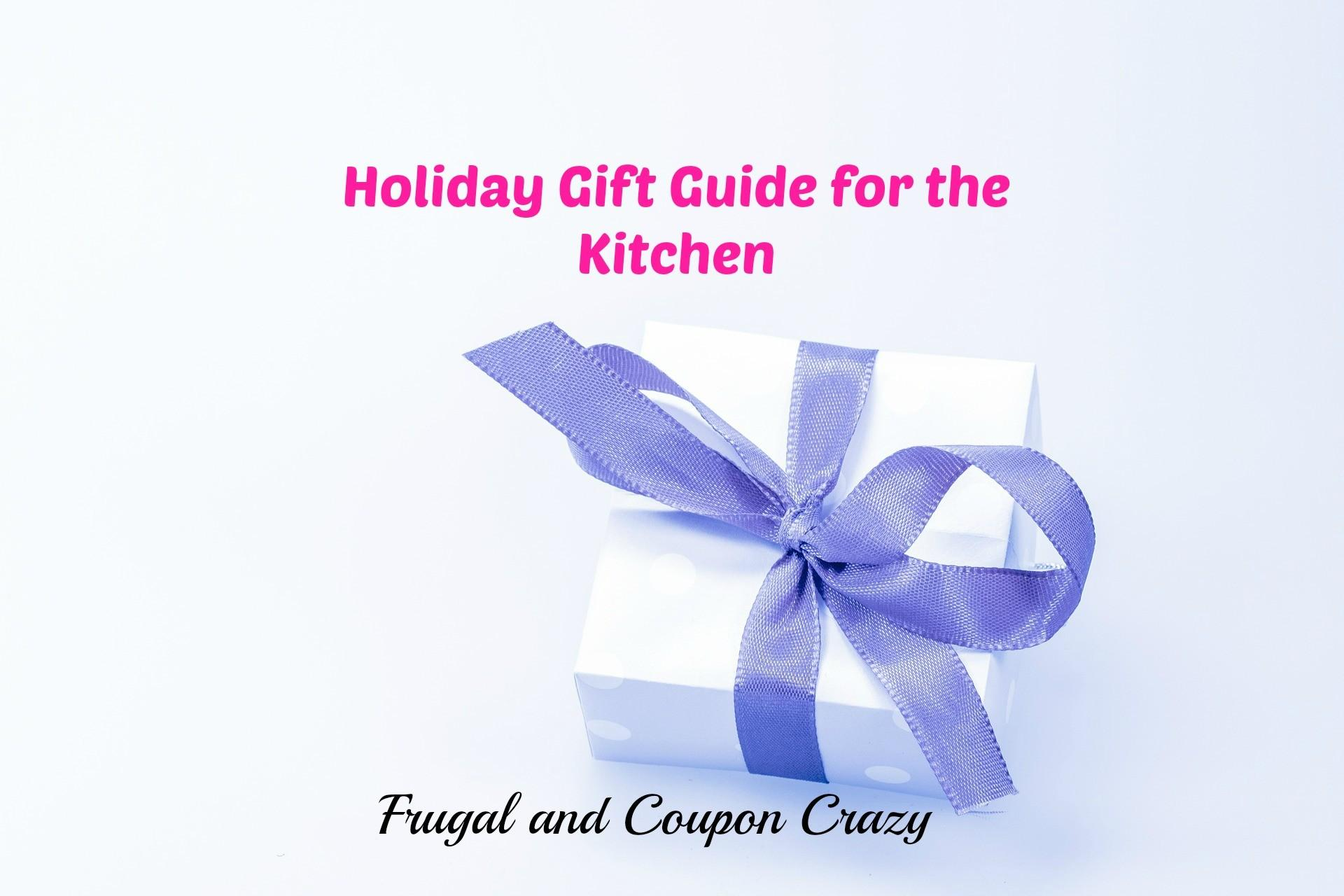 Holiday Gift Guide Chef Family