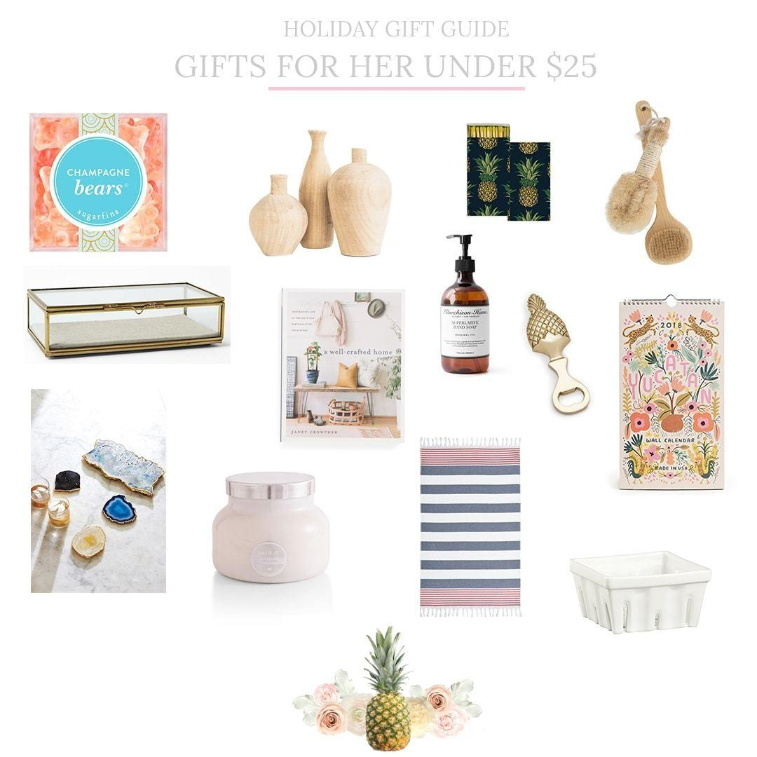 Holiday Gift Guide Hostess Gifts Under Doreen Corrigan