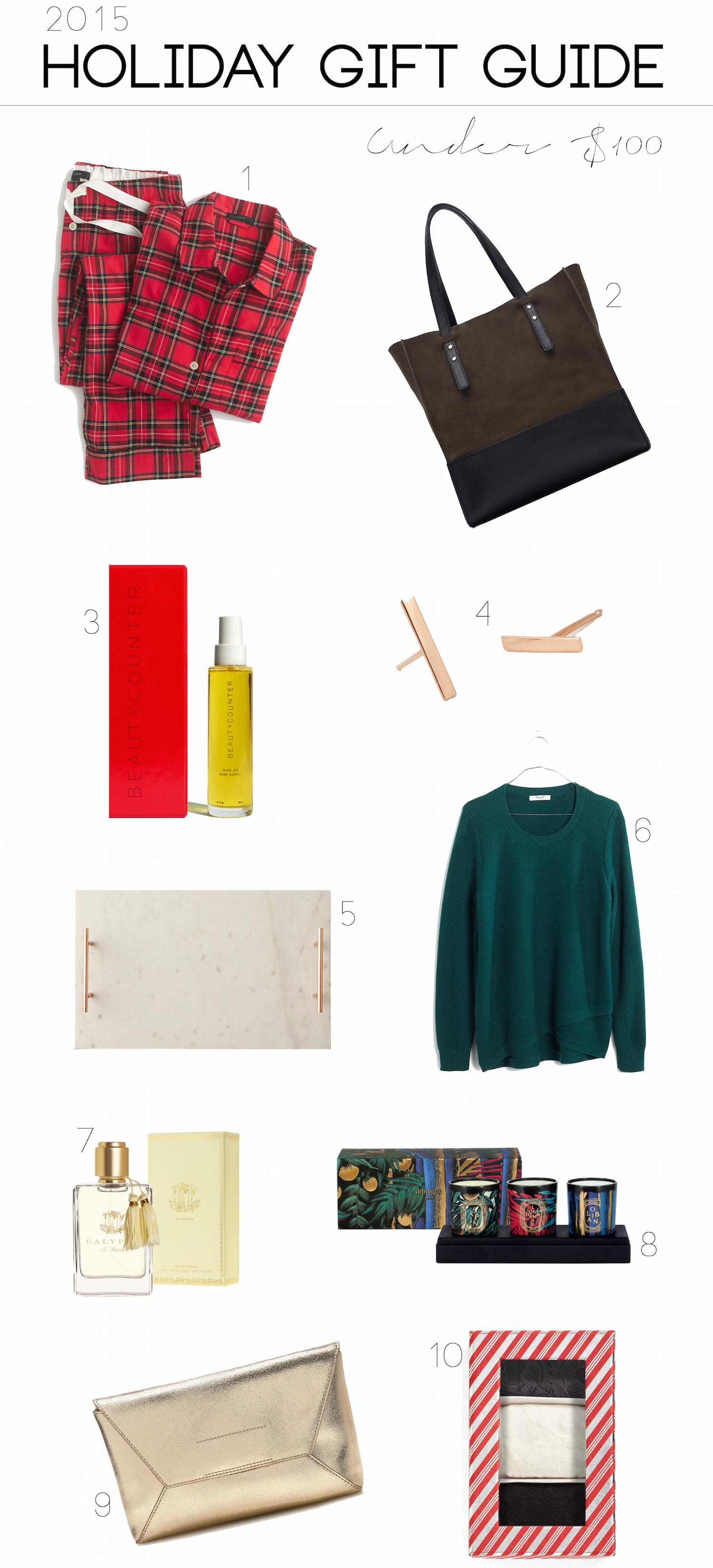 Holiday Gift Guide Under 100 Everyday Sarah