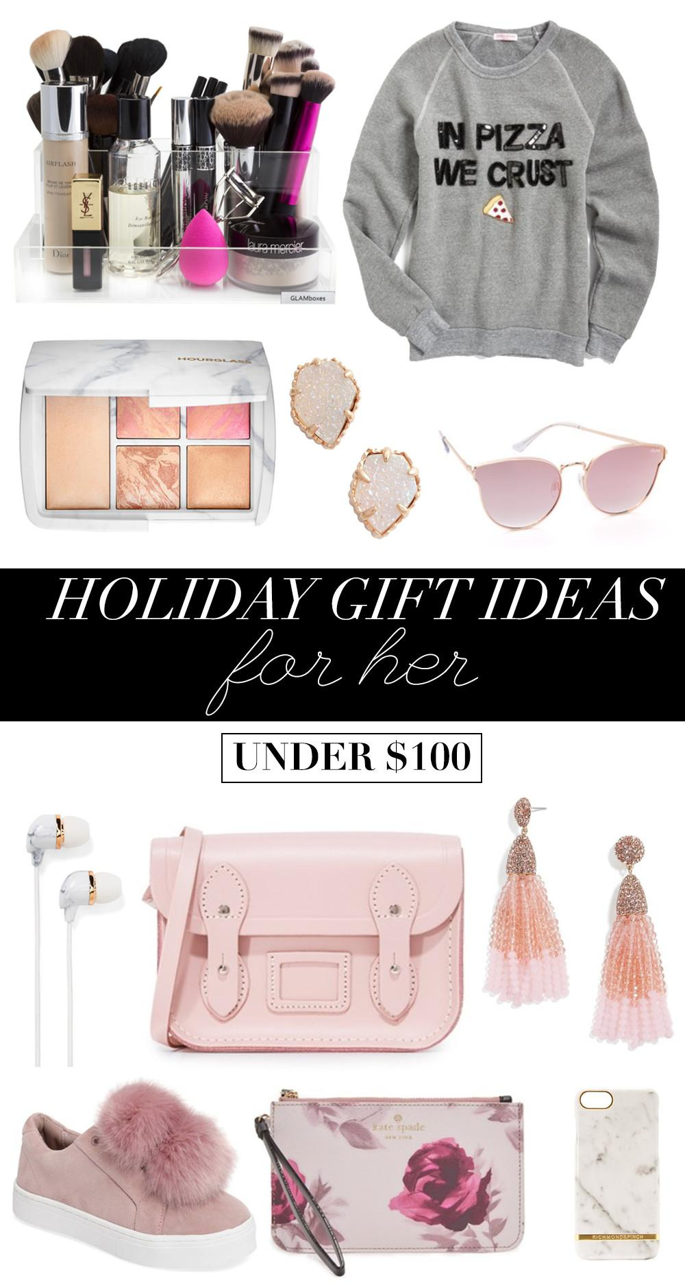 Holiday Gift Ideas Her Under 100 Money Can Buy