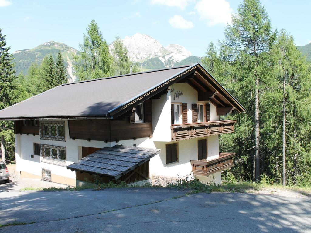Holiday Home Alpina Sonnenalpe Nassfeld Austria