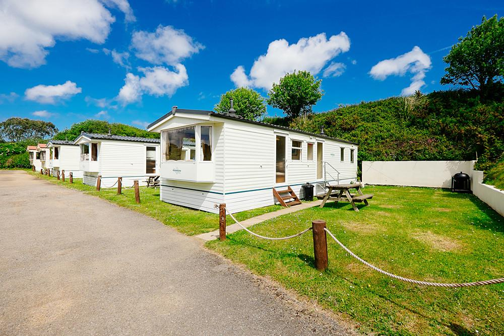Holiday Homes Calloose Caravan Camping Park