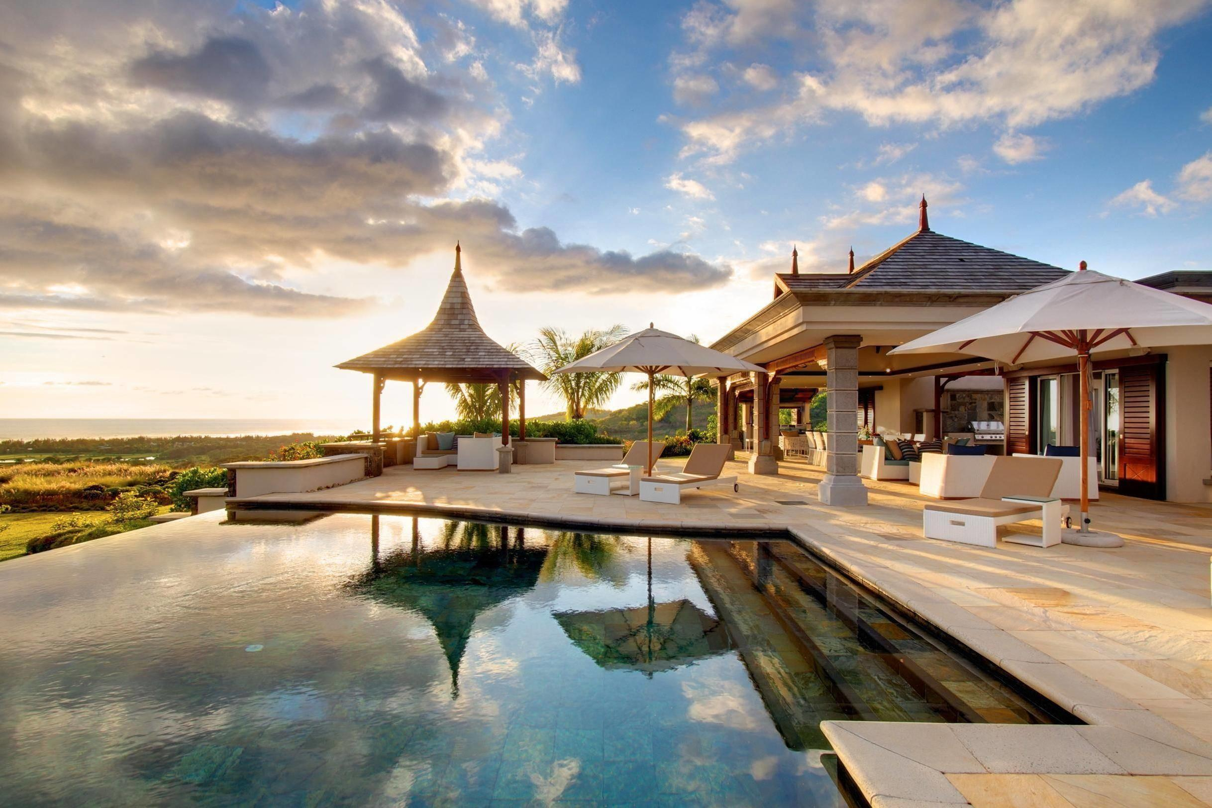 Holiday Homes Mauritius Indian Ocean Island Offers