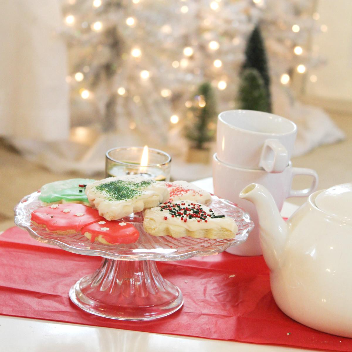 Holiday Tea Party Movie Home Zan