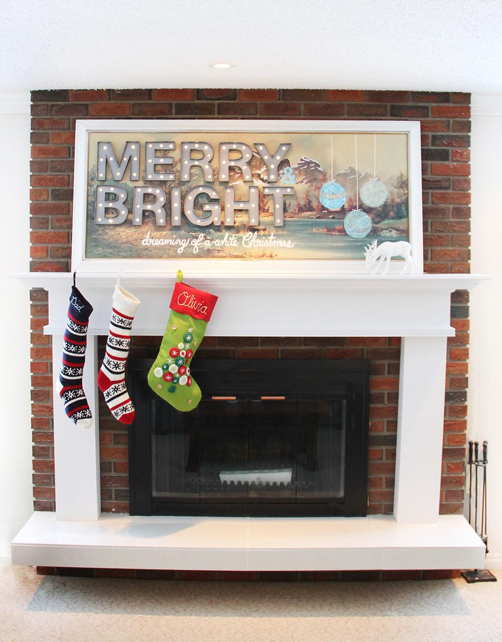 Holiday Tour Blog Hop Diy Decor