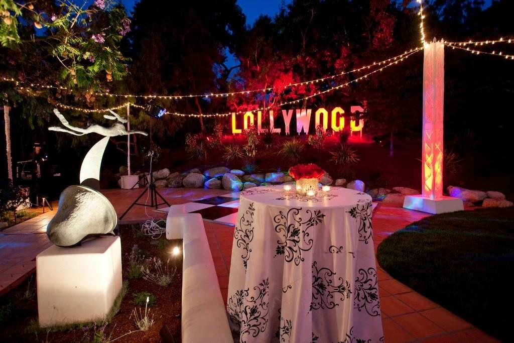 Hollywood Glam Decor Jen Joes Design