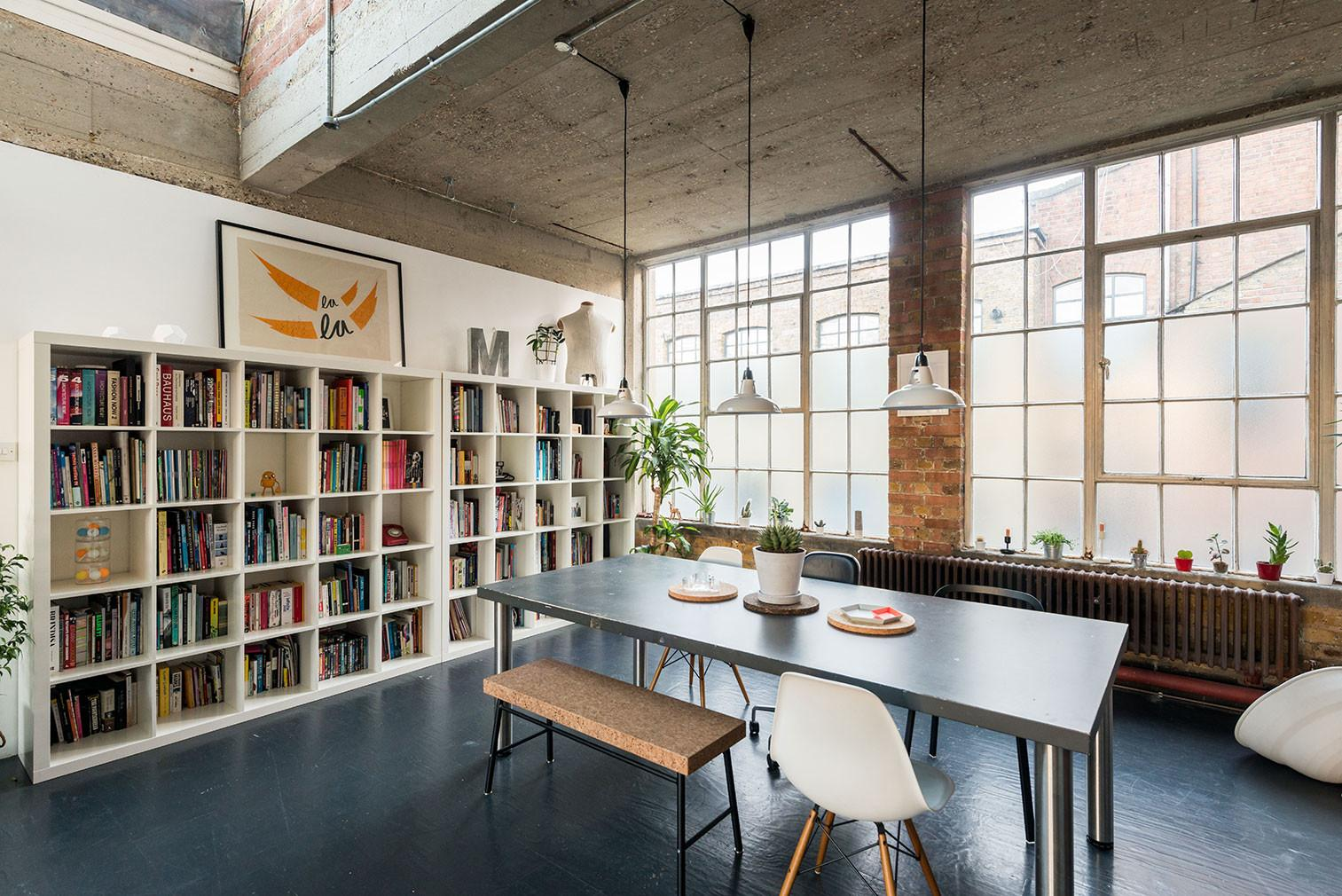 Home Atop London Shoe Factory Lists 900k Spaces