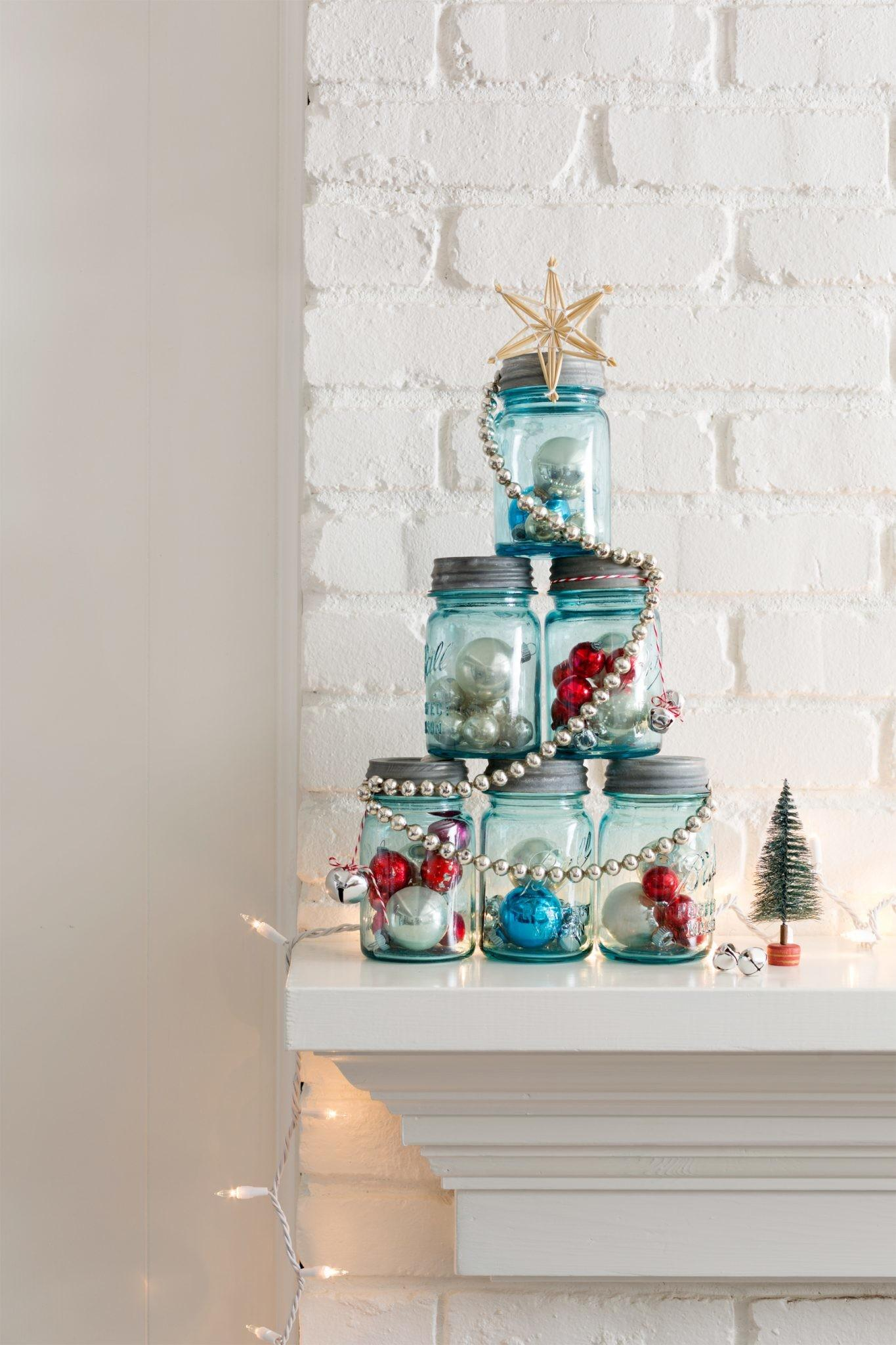 Home Christmas Decorations Typical Colors