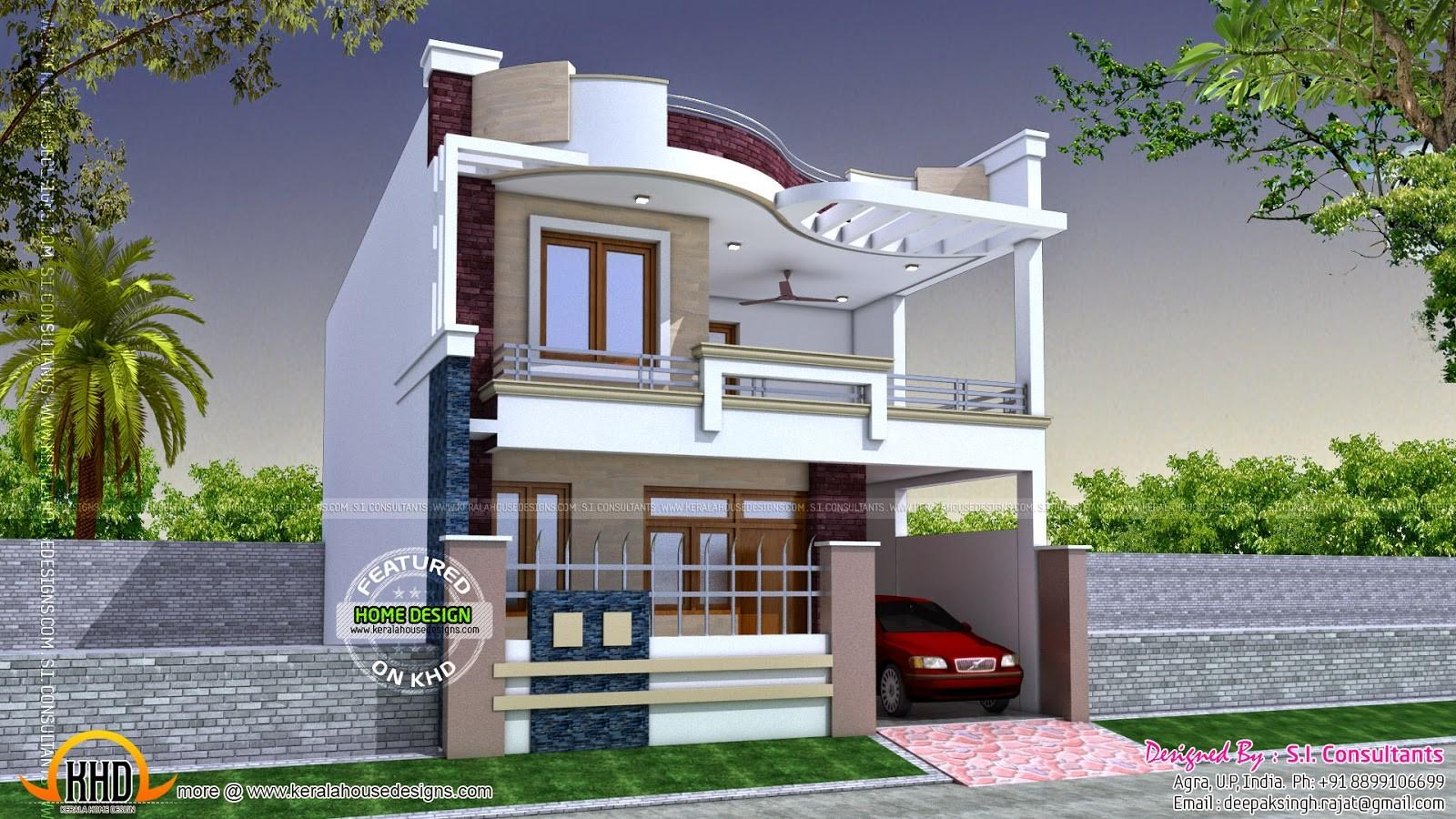 Home Cube Simple House Interesting Homes Design