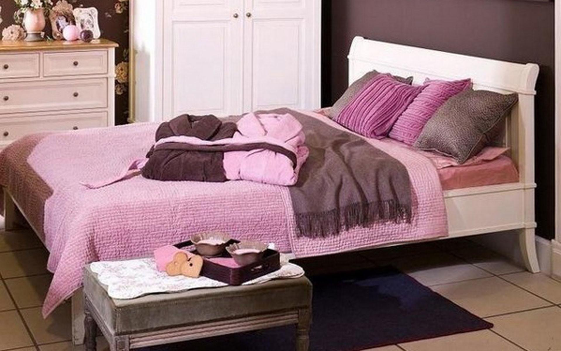 Home Decor Bedroom Comfy Knitted Cute Teen Design
