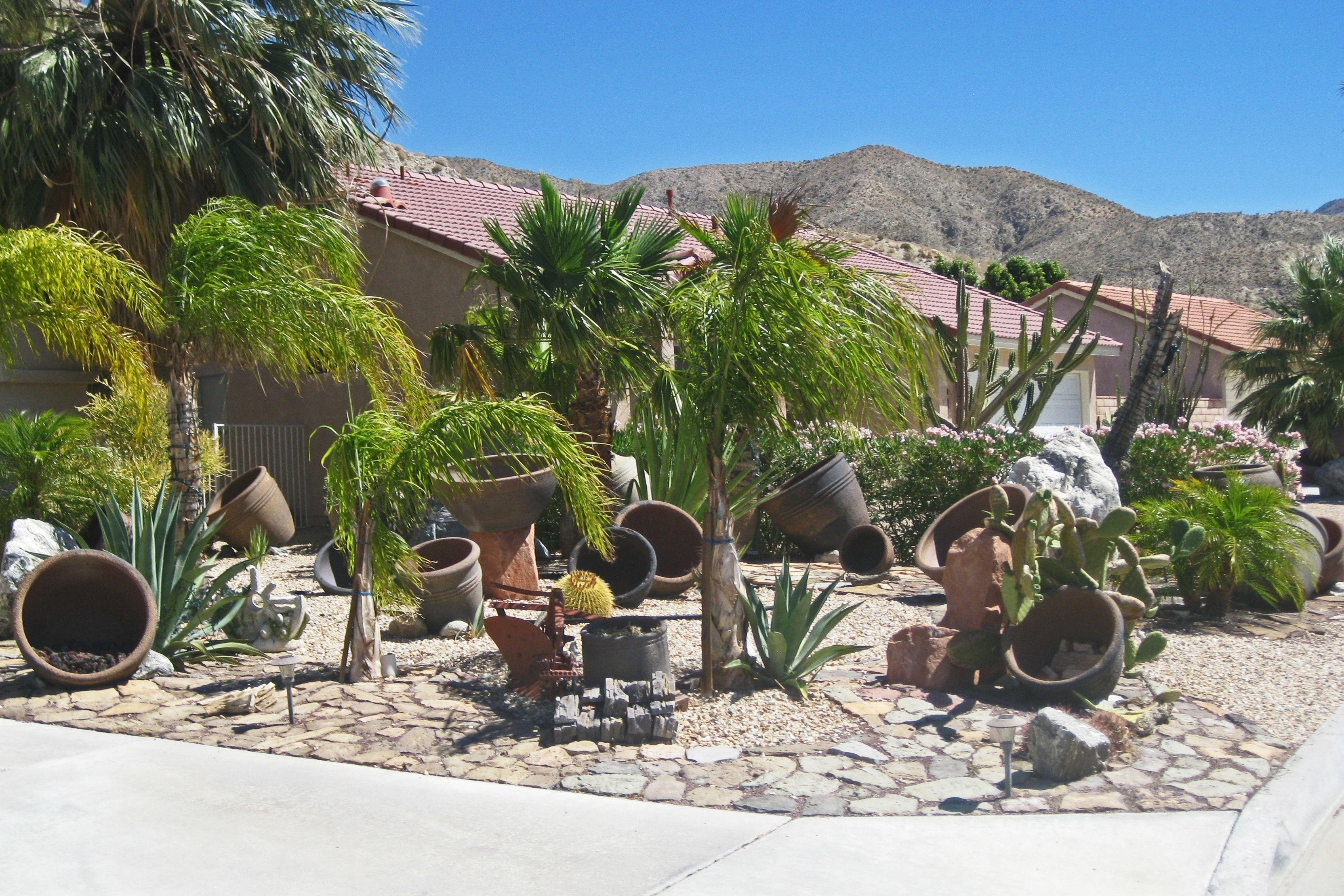 Home Decor Desert Landscaping Ideas Front Yard