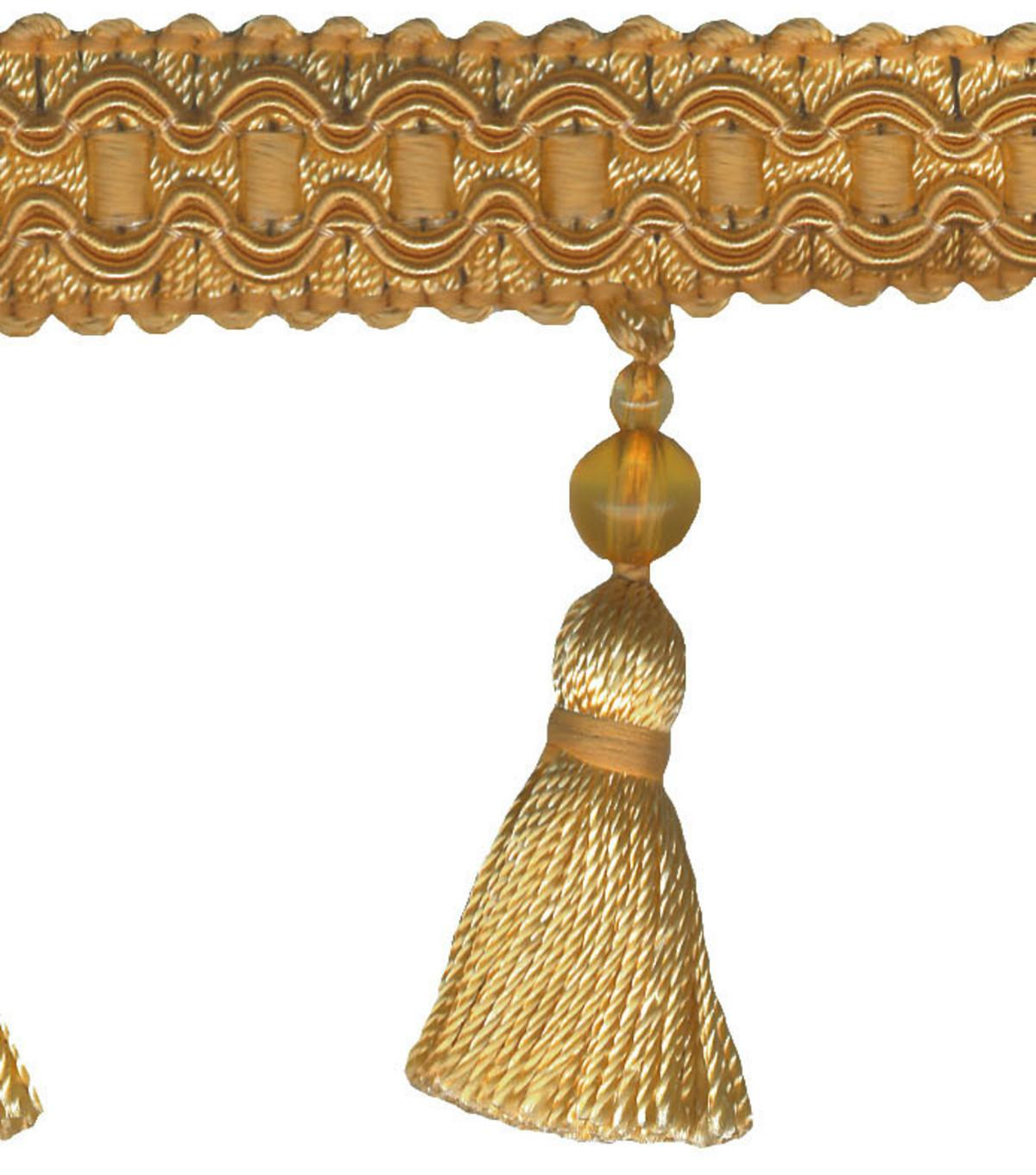 Home Decor Trim Signature Series Daffodil Tassel