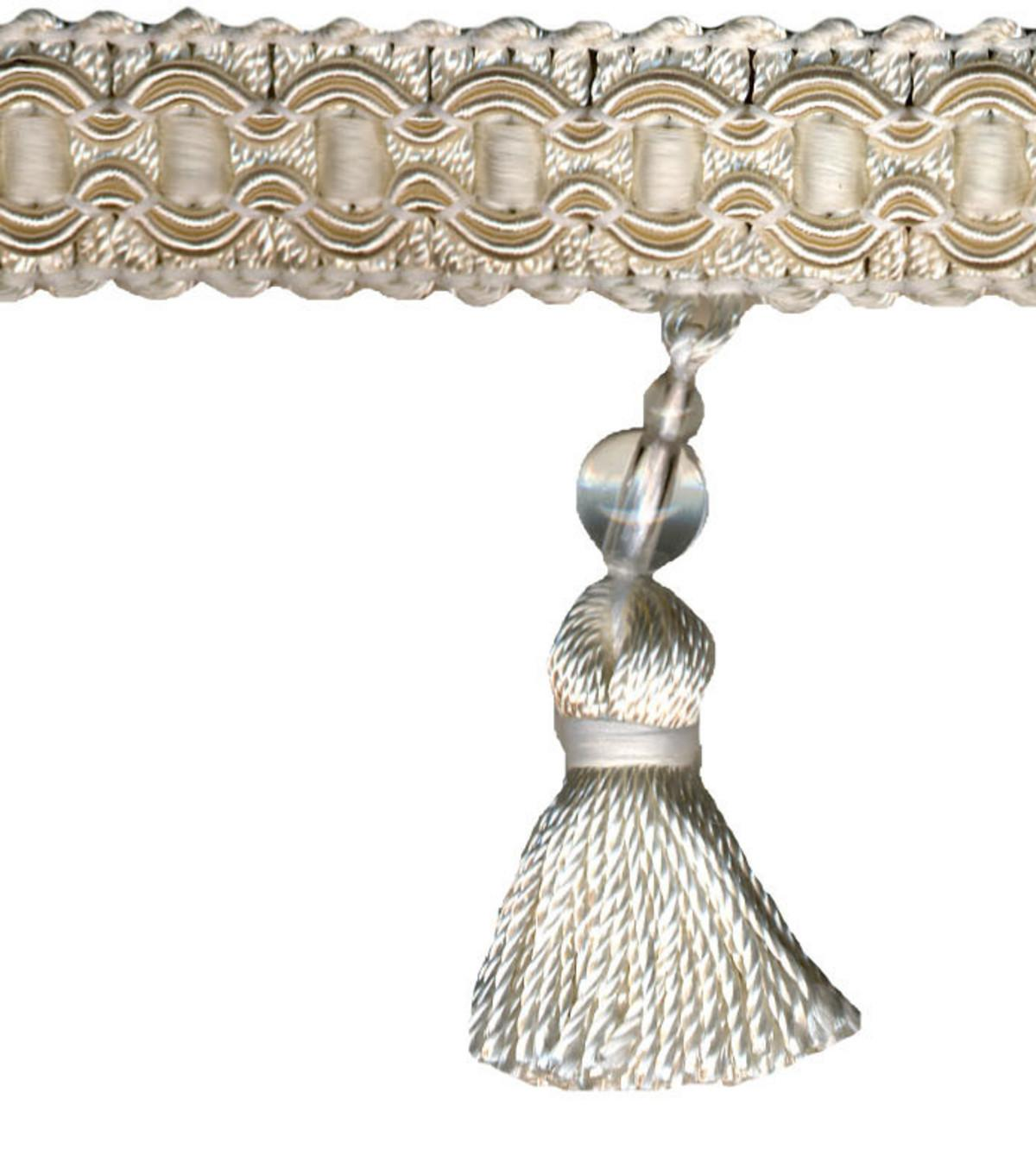 Home Decor Trim Signature Series Oyster Tassel