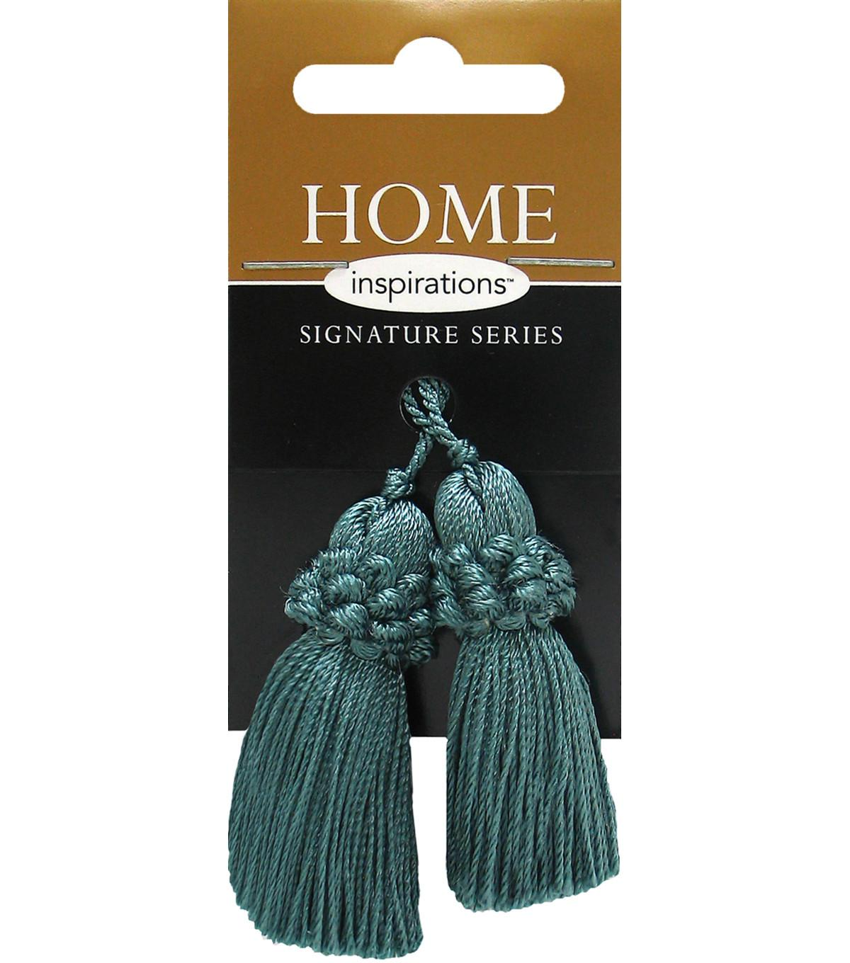 Home Decor Trim Signature Series Peacock Rouched