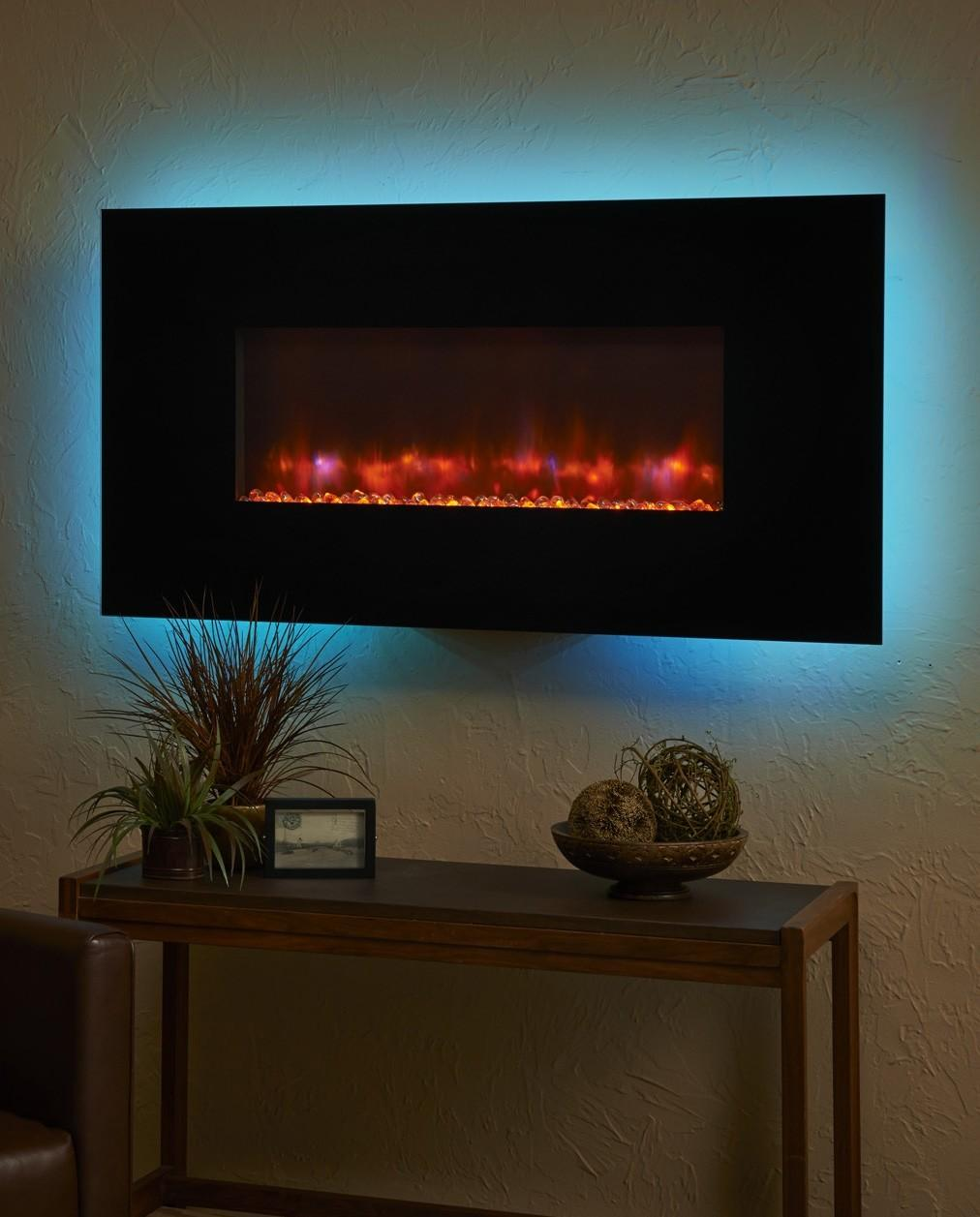 Home Decor Vertical Electric Fireplace Cabinets