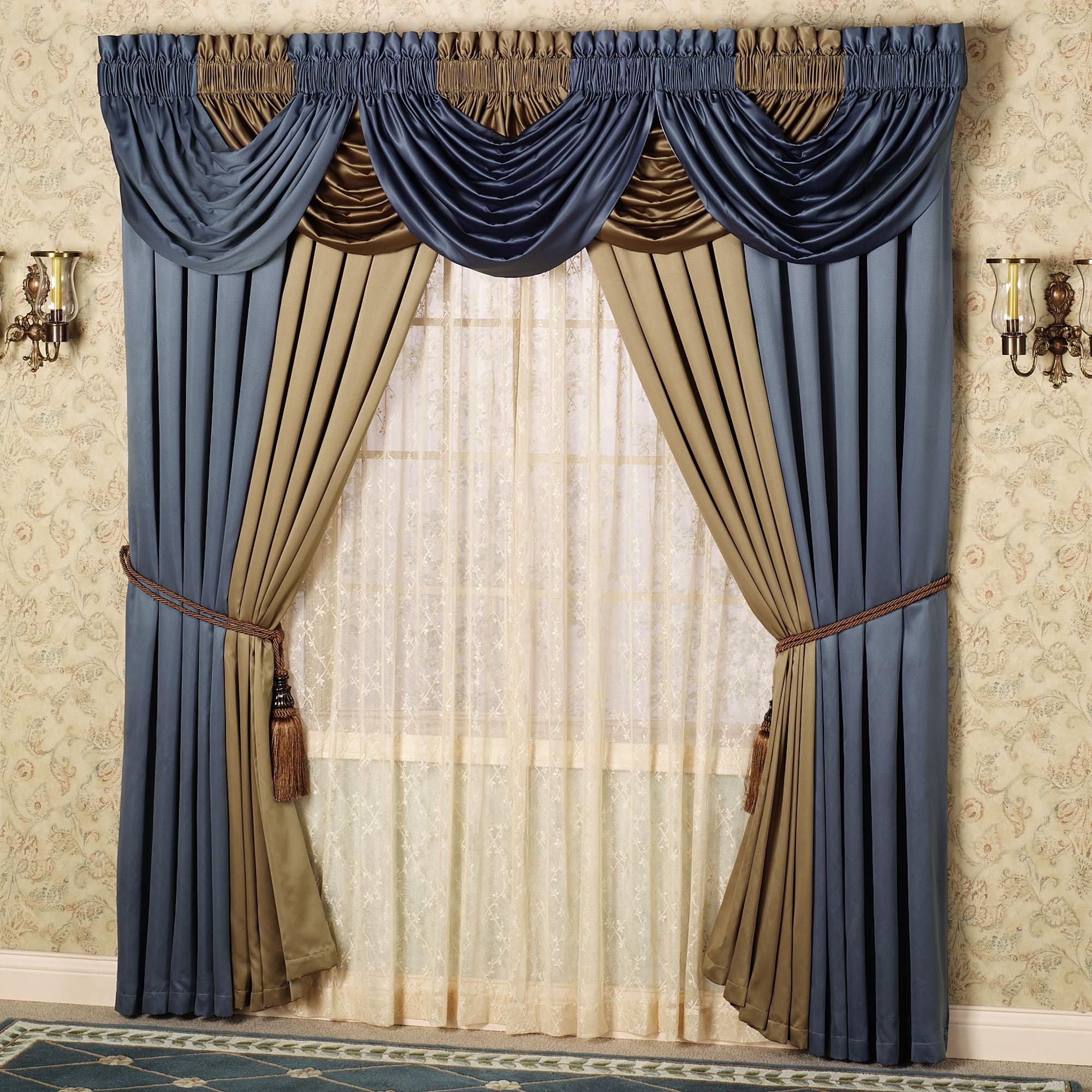 Home Decoration Accessories Inviting Curtain Valance