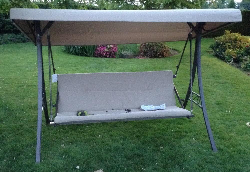 Home Depot Patio Swing Canopy Replacement Designs