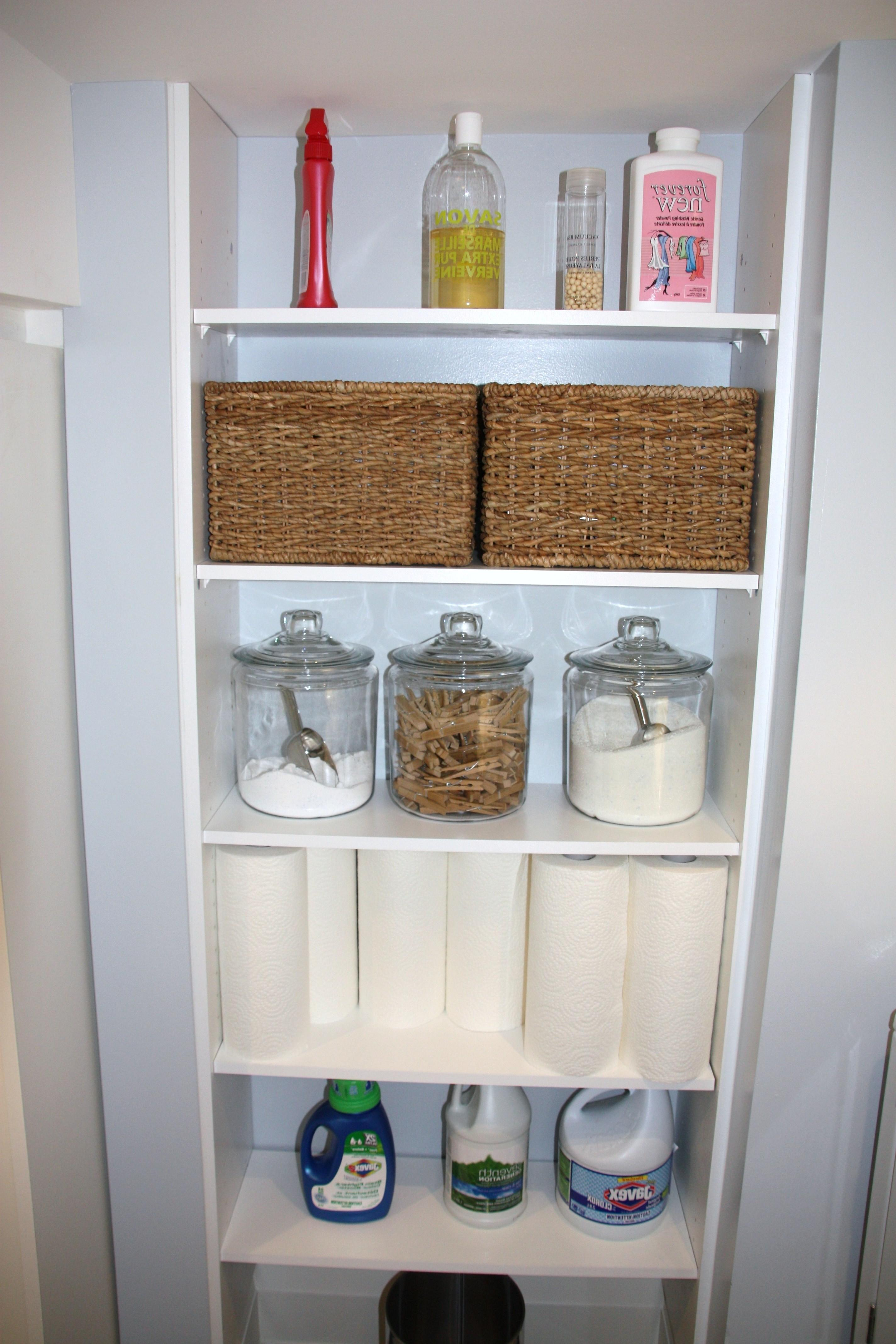 Home Design Clean Organize Laundry Room