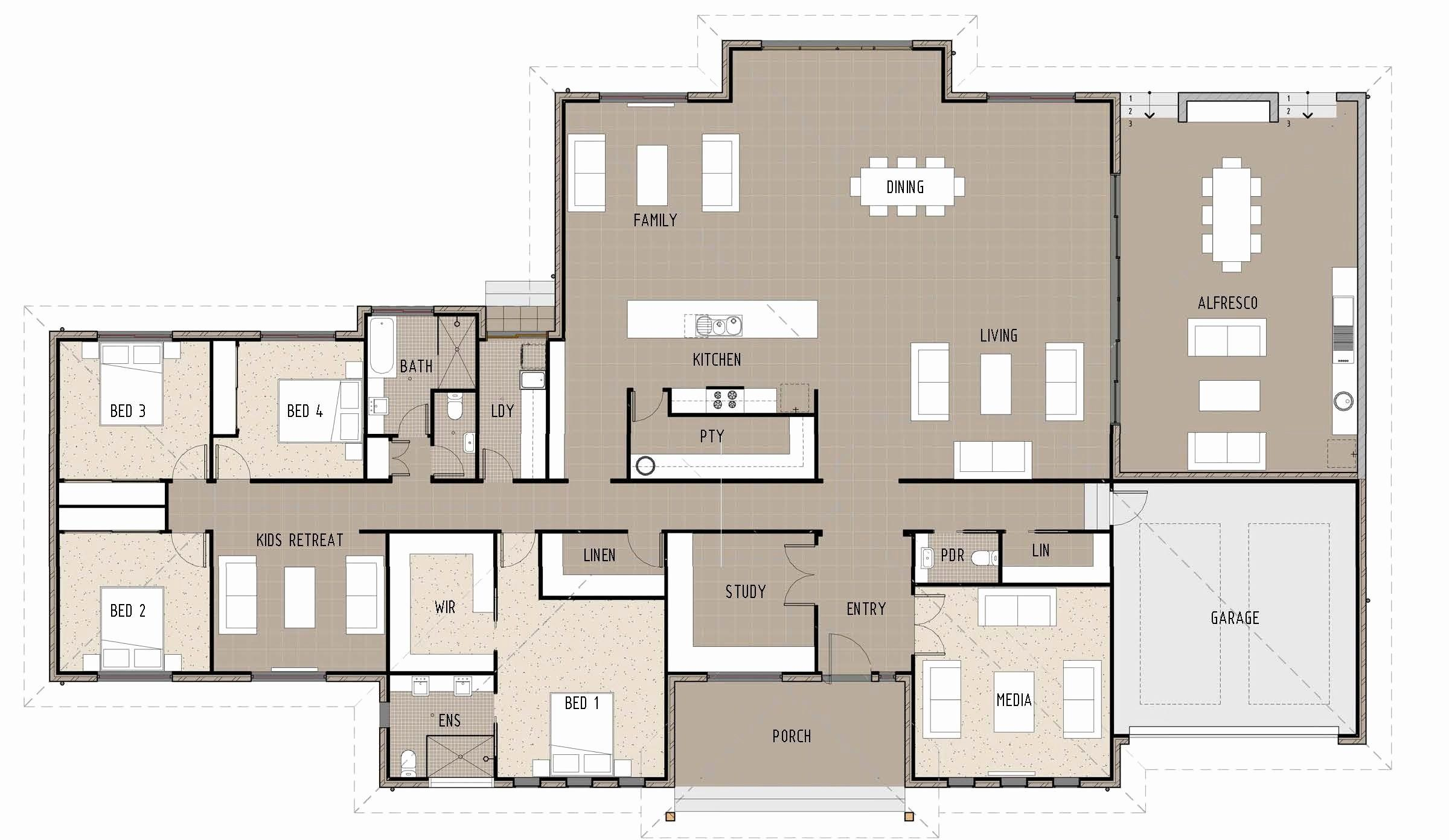 Home Design Energy Efficiency Floor Plan