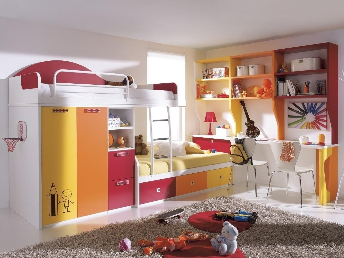 Home Design Exciting Space Saving Bedroom Furnitures