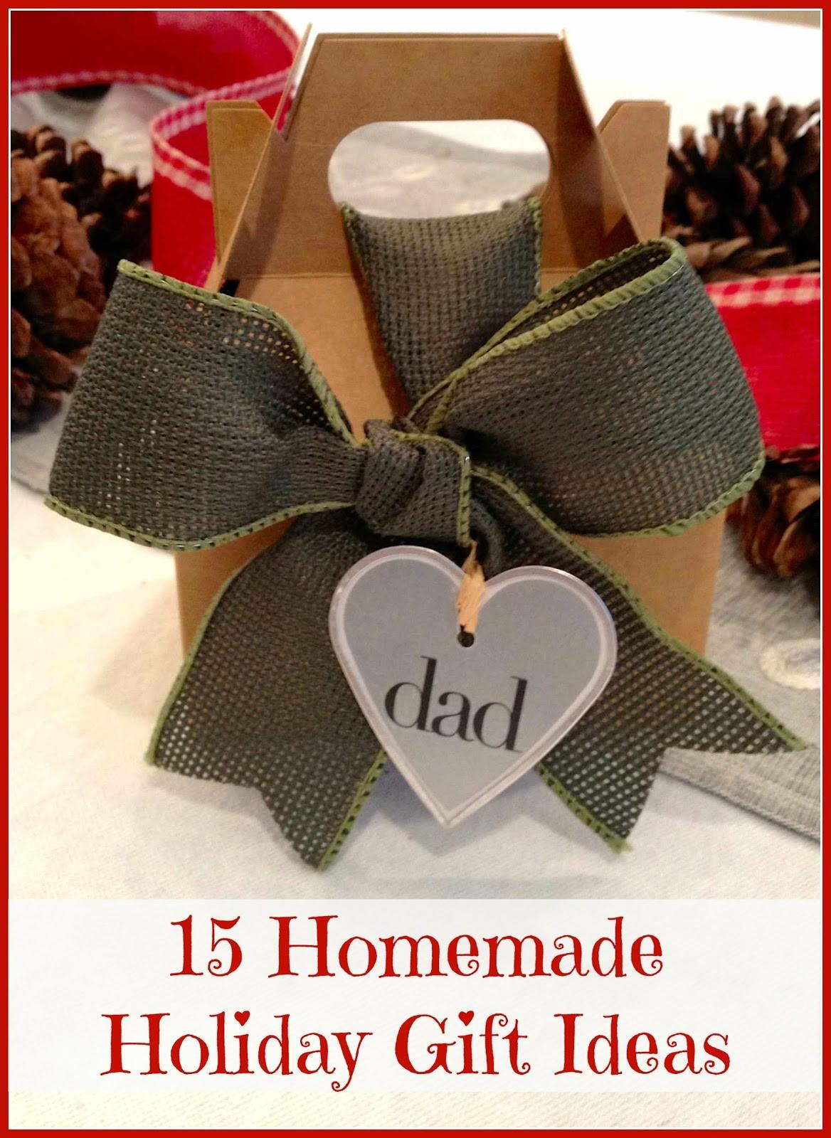 Home Design Ideas Homemade Xmas Present