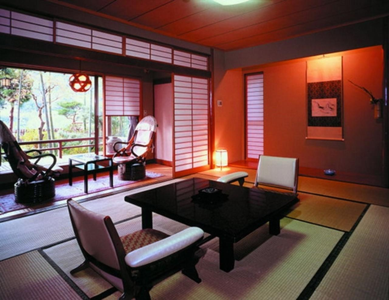 Home Design Outstanding Japanese Style Dining Tables
