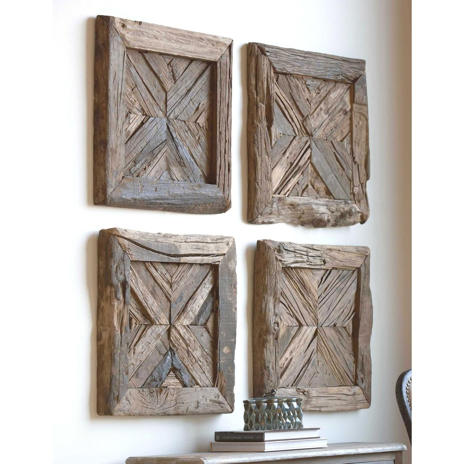 Home Design Superb Large Iron Wall Decor Rustic Wood