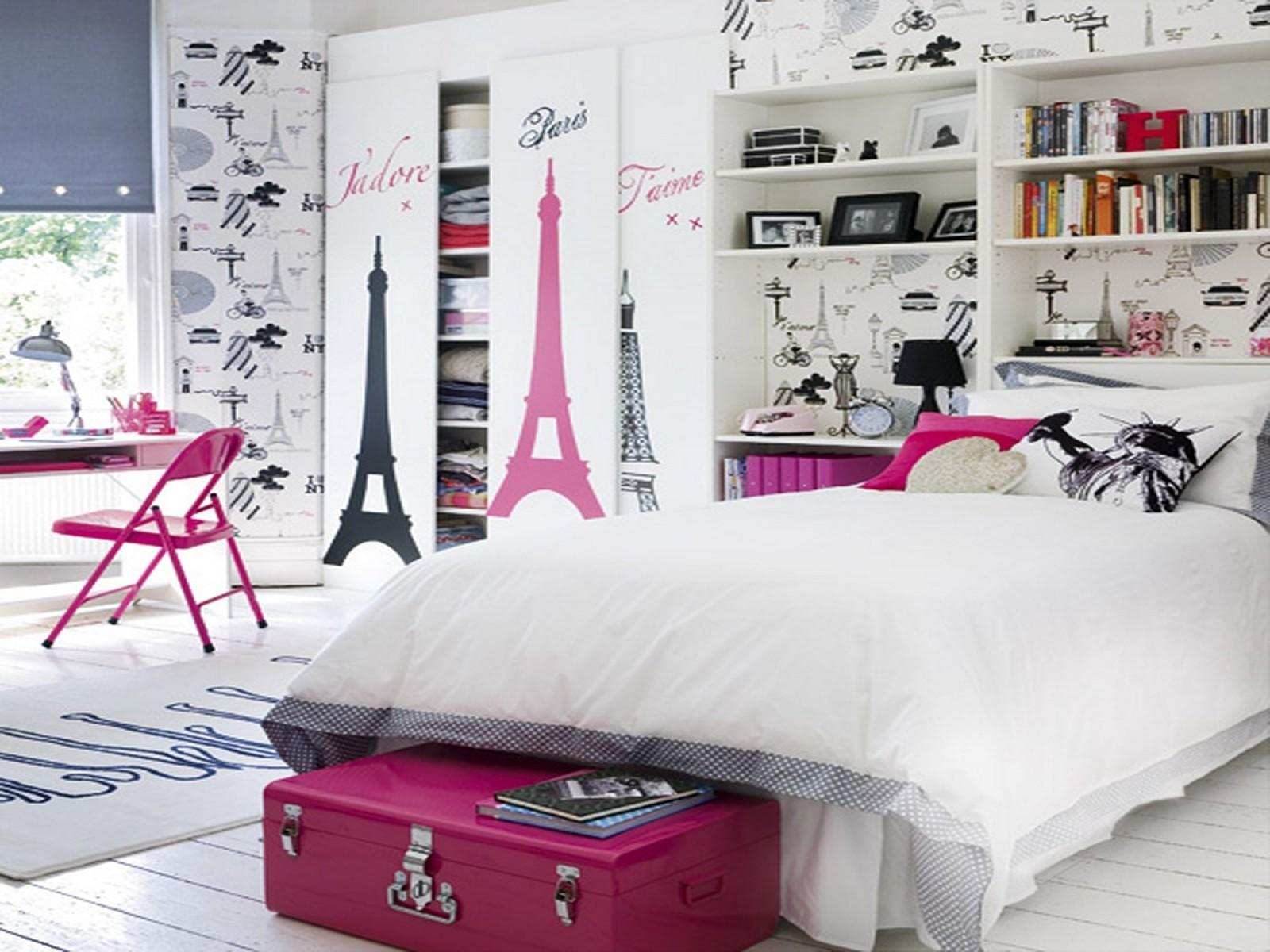 Home Element French Inspired Bedrooms Girls Rilane